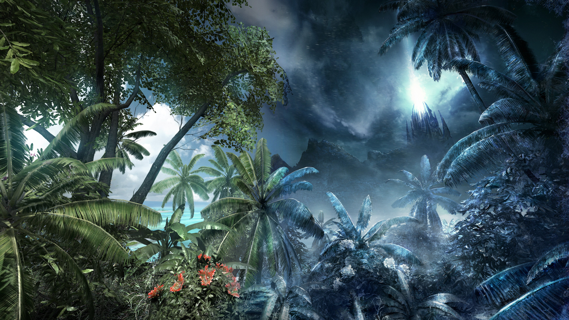 Crysis Wallpaper in 1920x1080