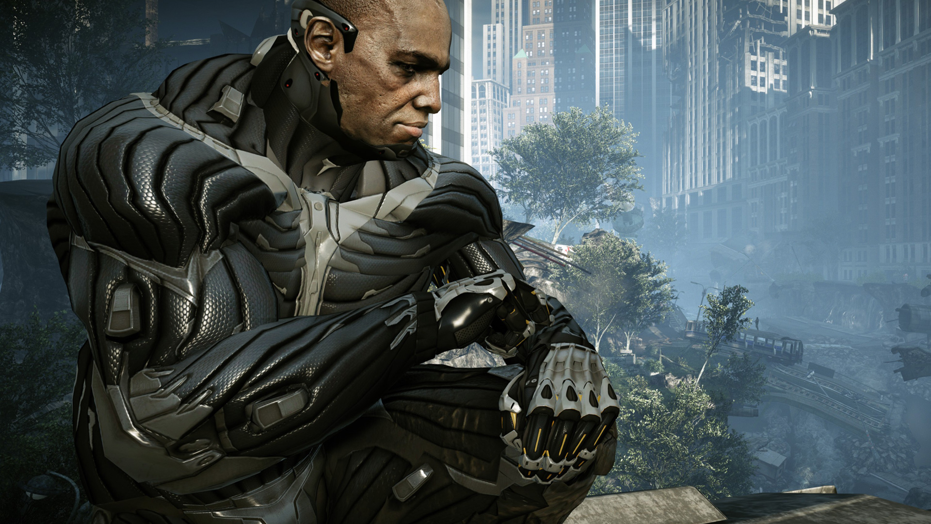 Free Crysis 2 Wallpaper in 1920x1080