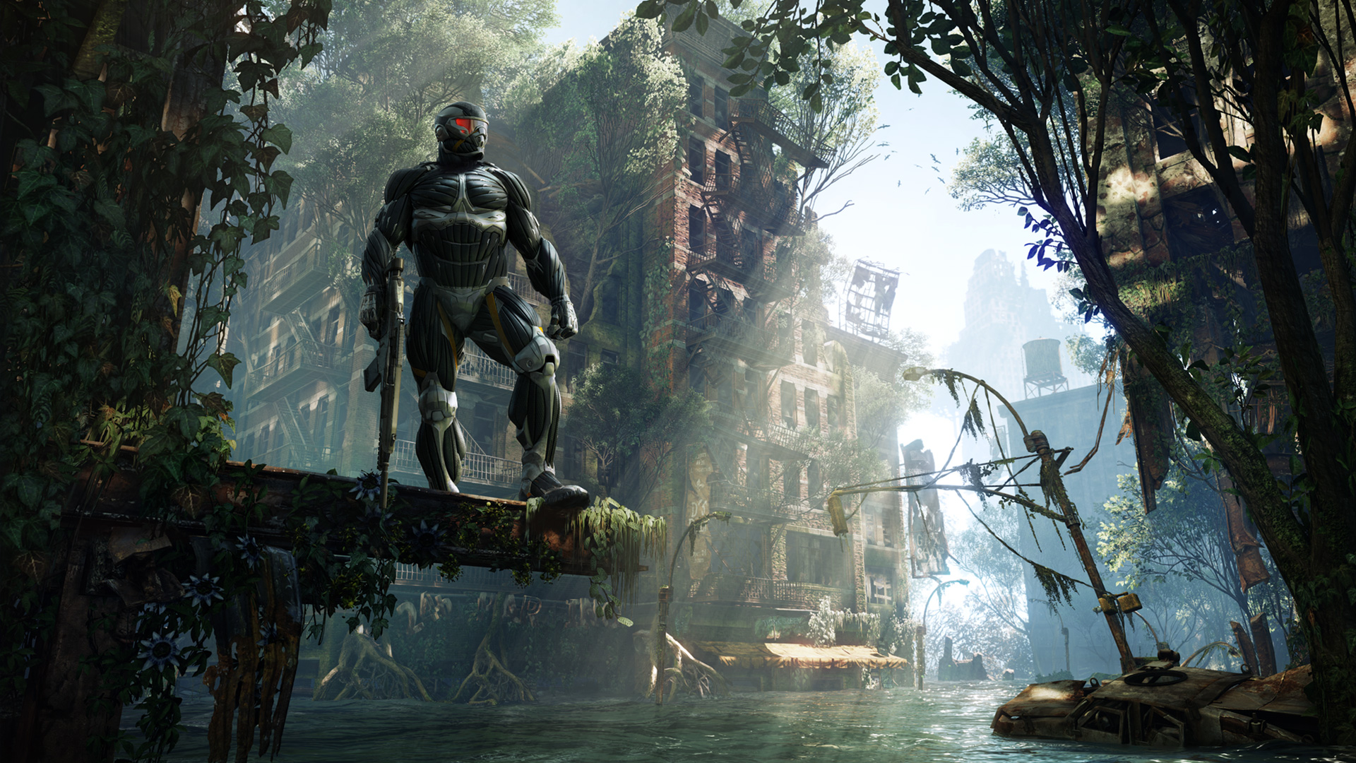 Free Crysis 3 Wallpaper in 1920x1080
