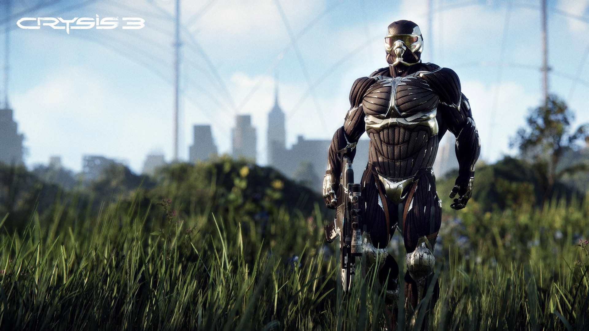 Crysis 3 Wallpaper in 1920x1080