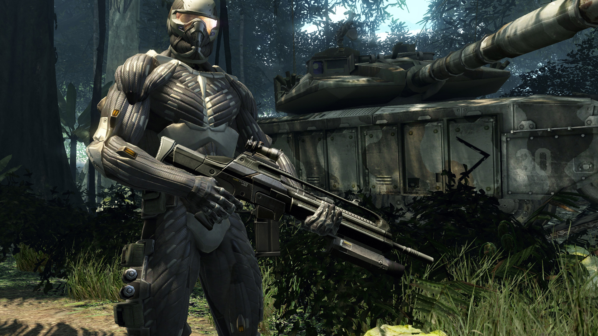 Free Crysis Wallpaper in 1920x1080