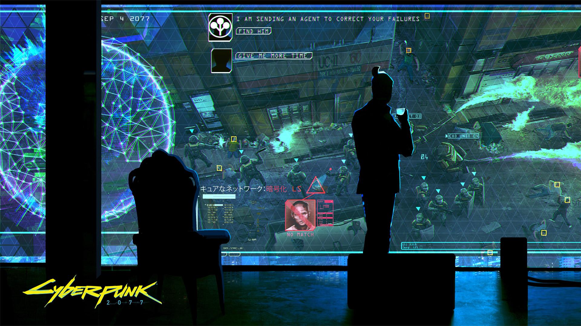 Cyberpunk 2077 Wallpaper in 1920x1080