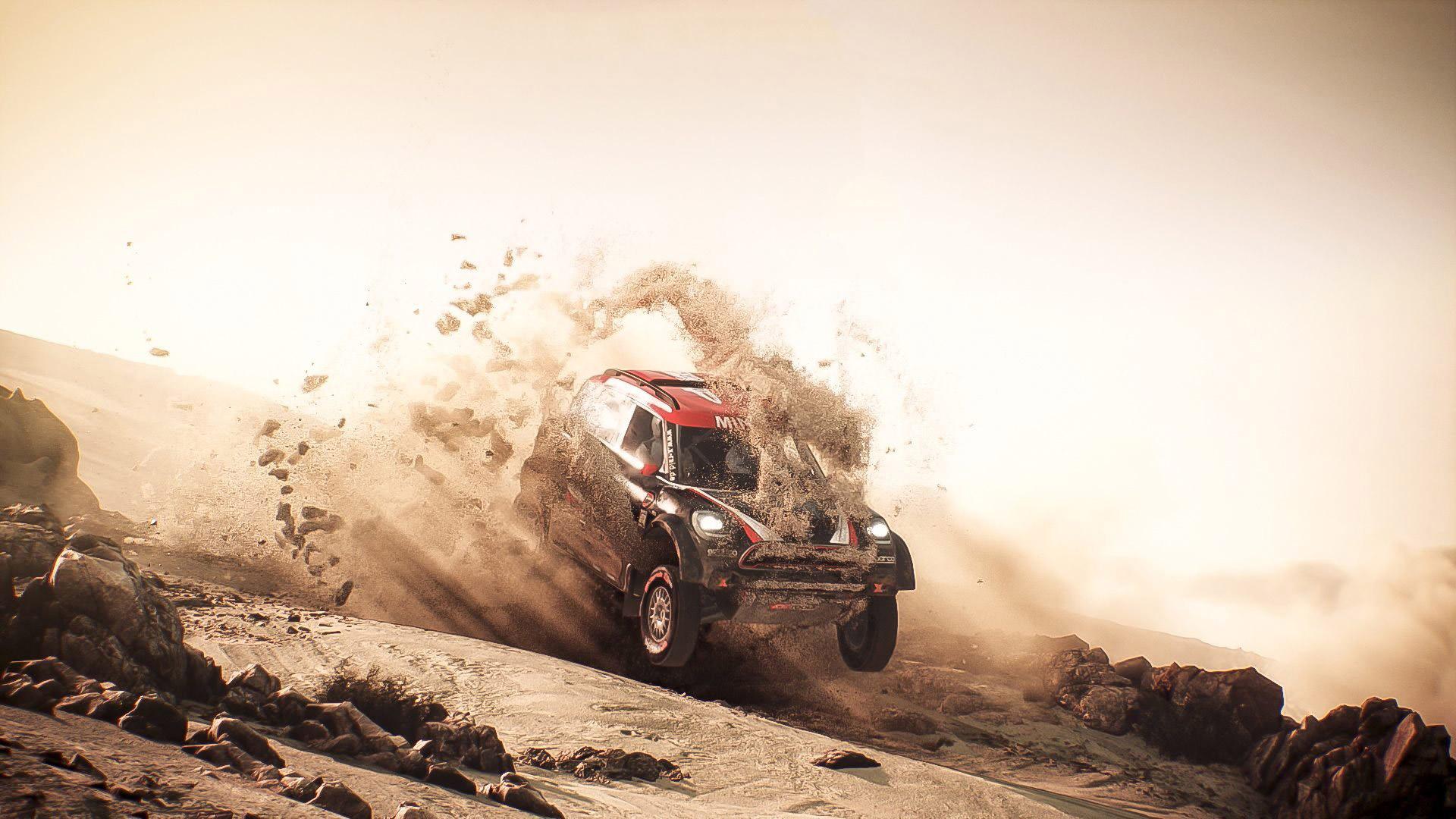 Free Dakar 18 Wallpaper in 1920x1080