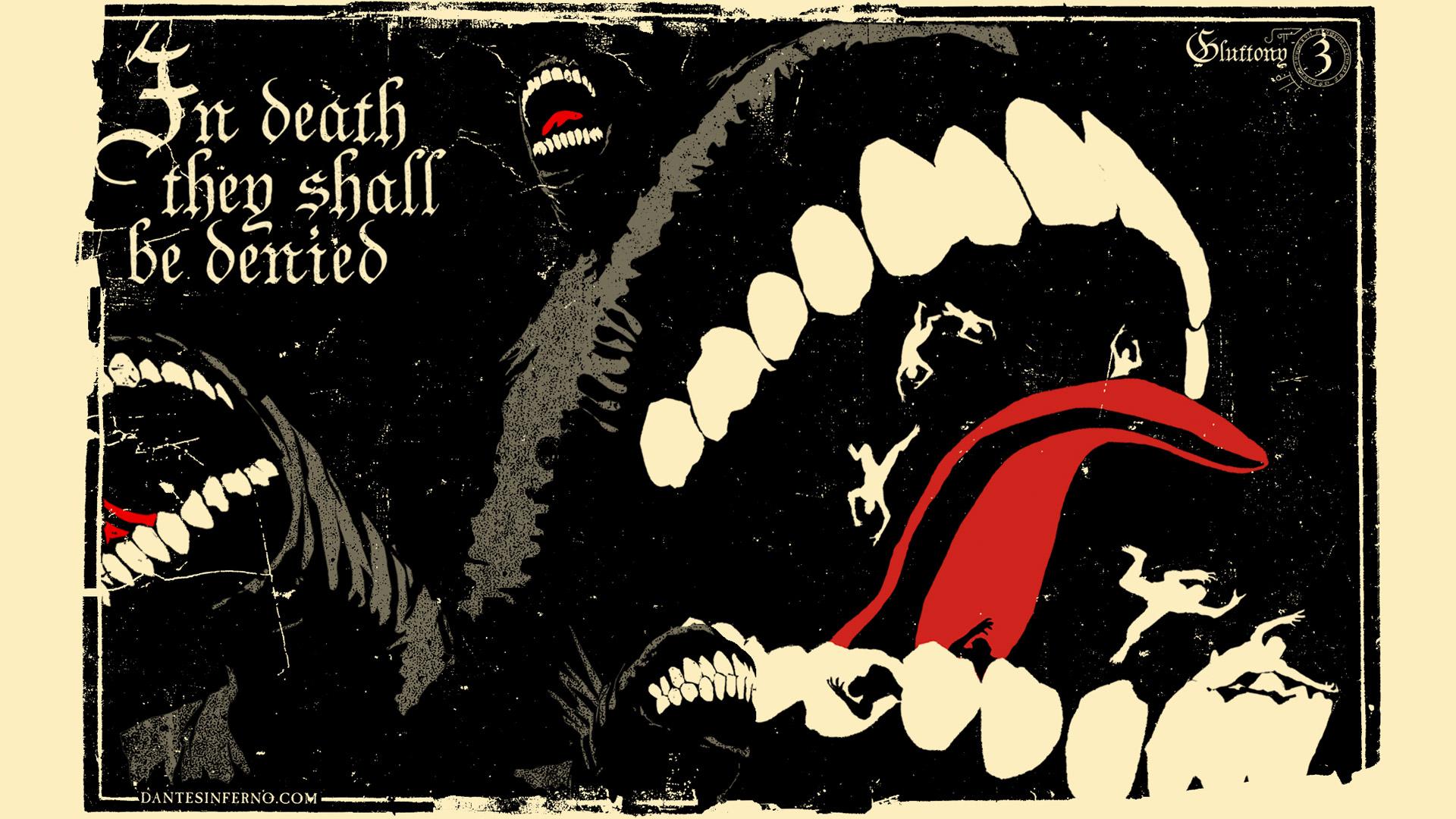 Dante's Inferno Wallpaper in 1920x1080