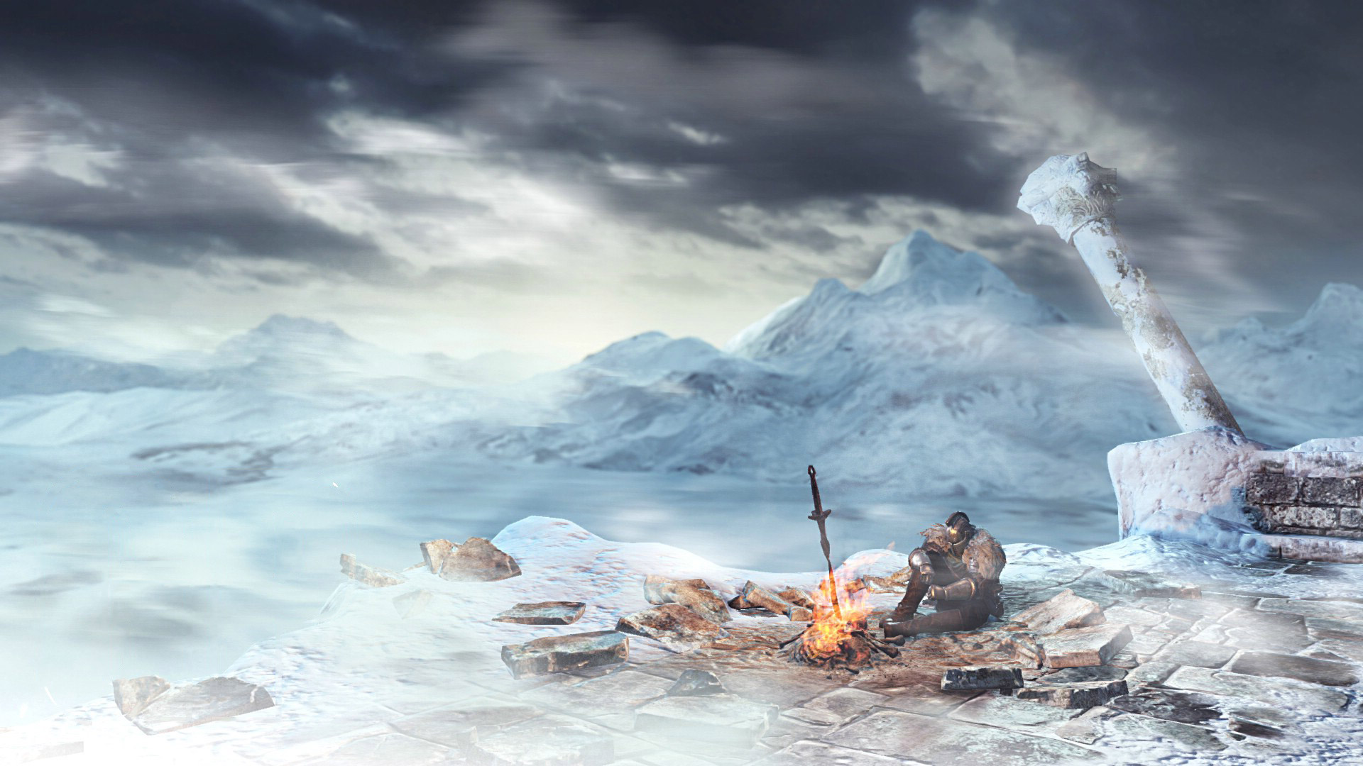 Dark Souls II Wallpaper in 1920x1080