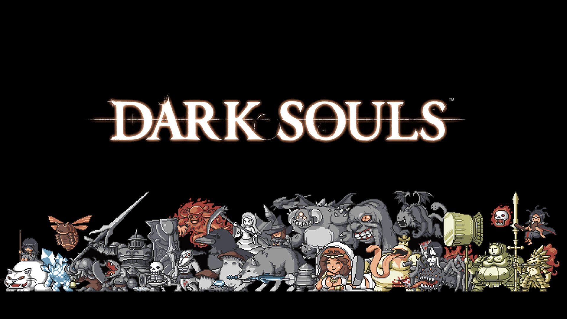 Dark Souls Wallpaper in 1920x1080