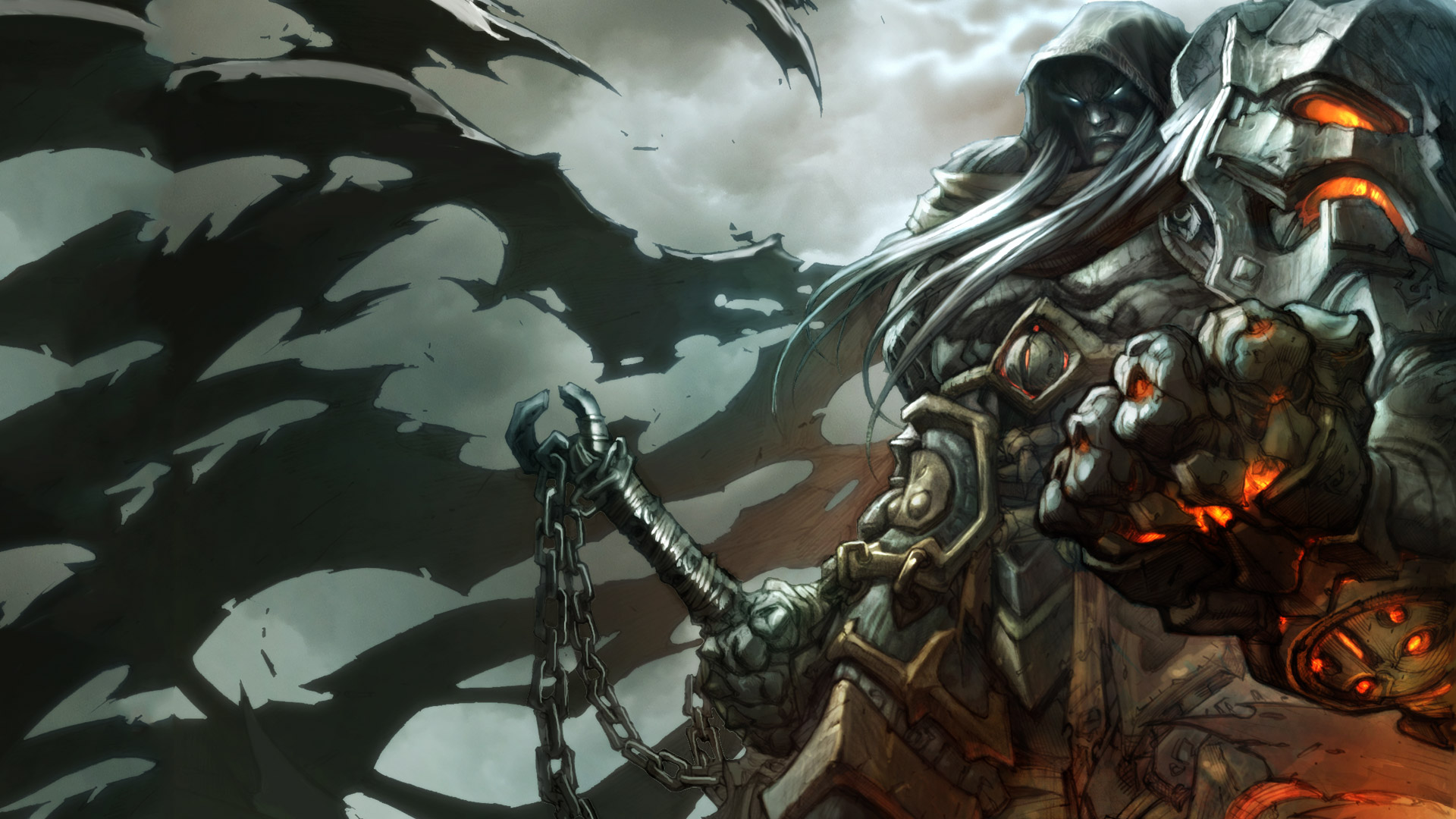 Free Darksiders Wallpaper in 1920x1080