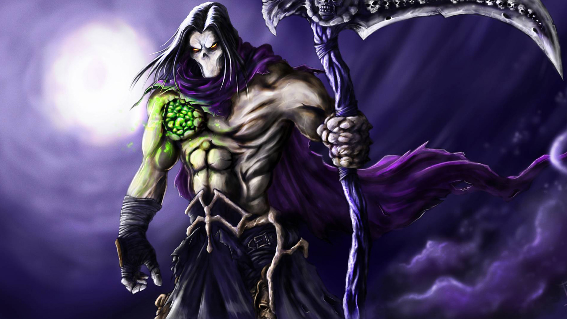 Darksiders II Wallpaper in 1920x1080