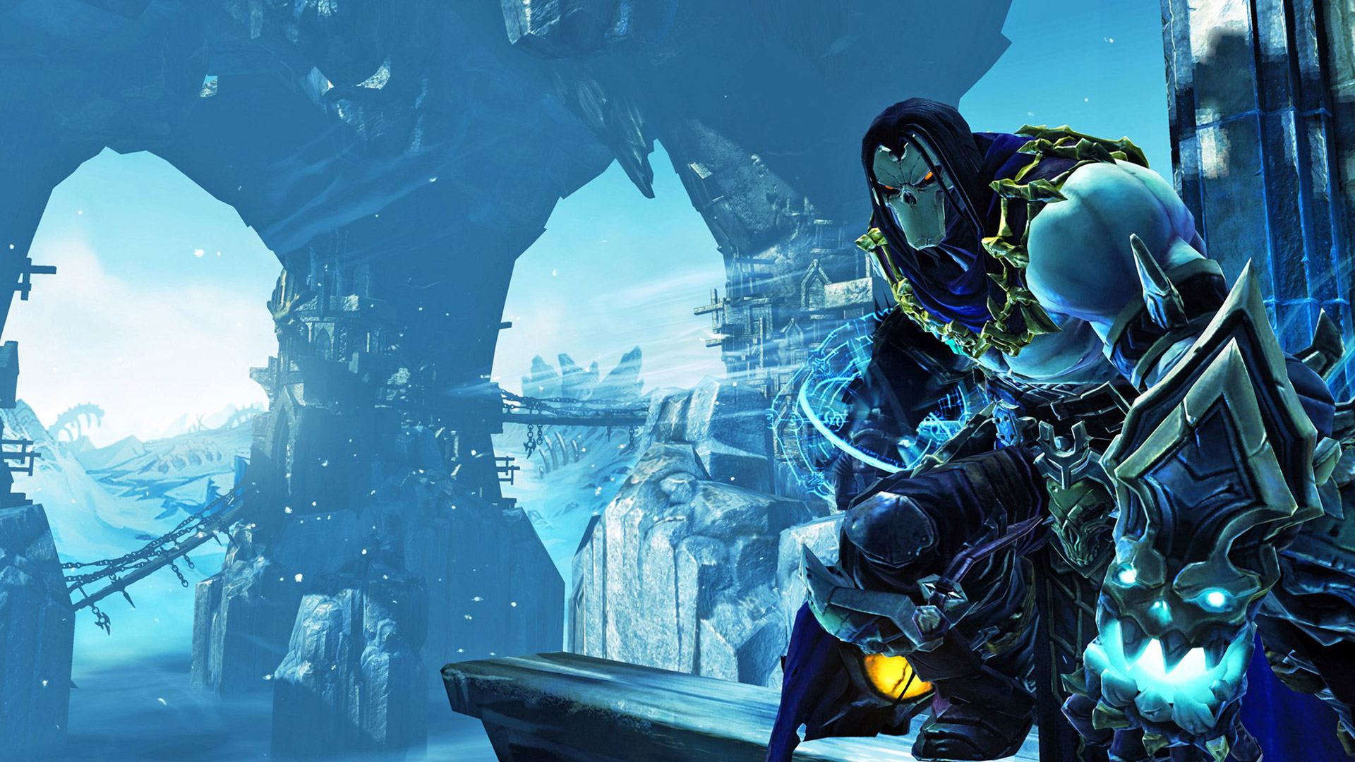 Free Darksiders II Wallpaper in 1920x1080