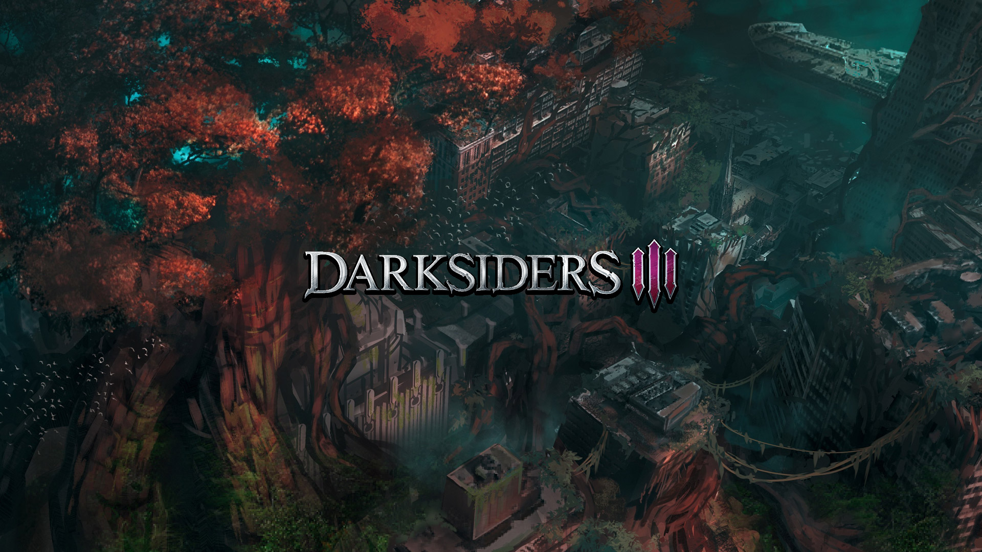 Free Darksiders III Wallpaper in 1920x1080