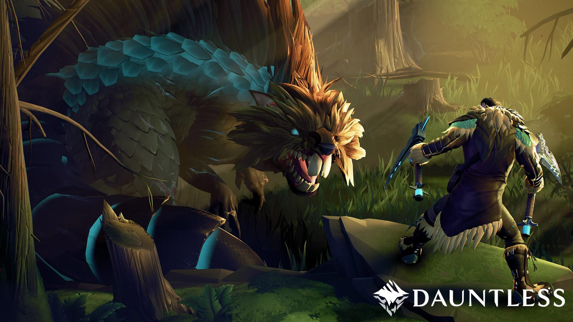 Dauntless Wallpaper in 1920x1080