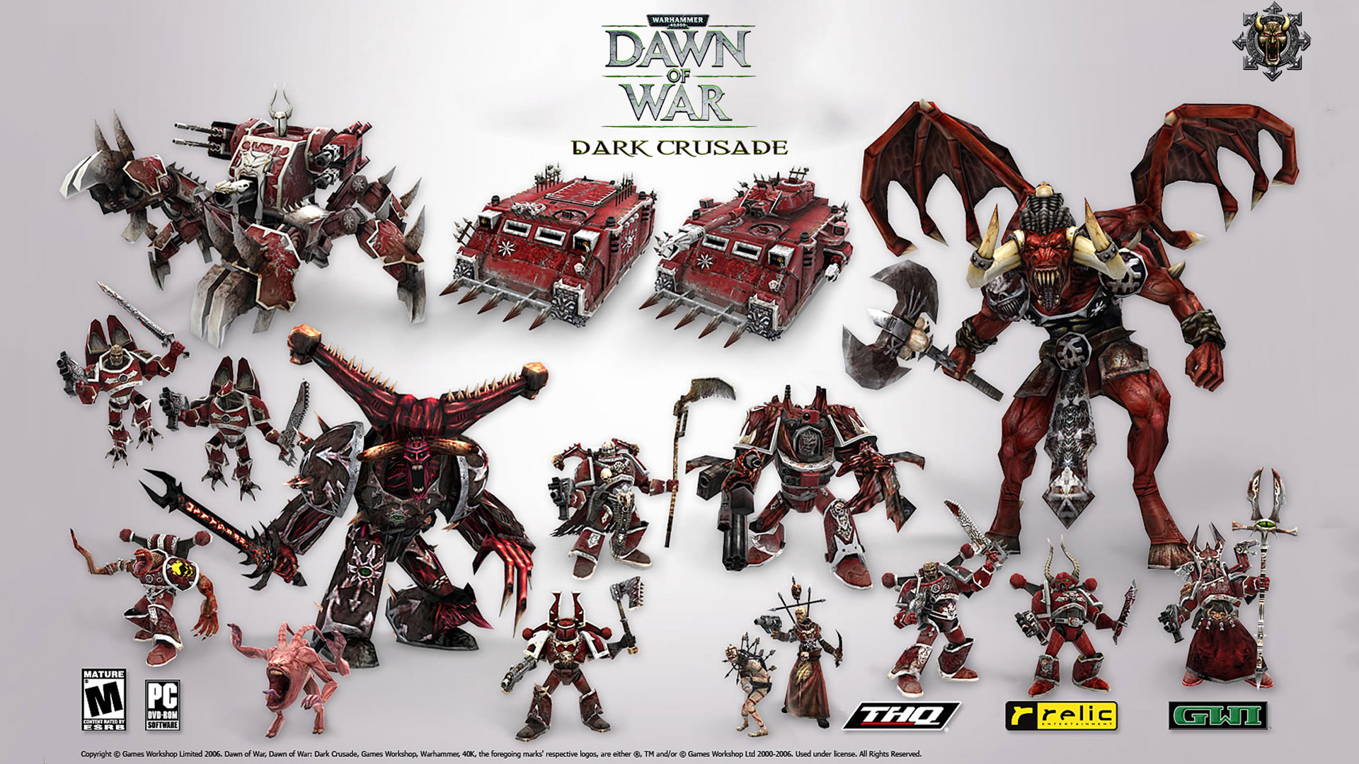 Free Warhammer 40000: Dawn of War Wallpaper in 1920x1080