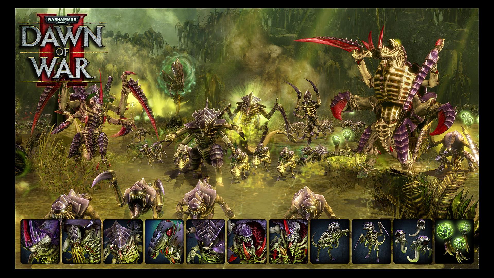 Free Warhammer 40000: Dawn of War II Wallpaper in 1920x1080