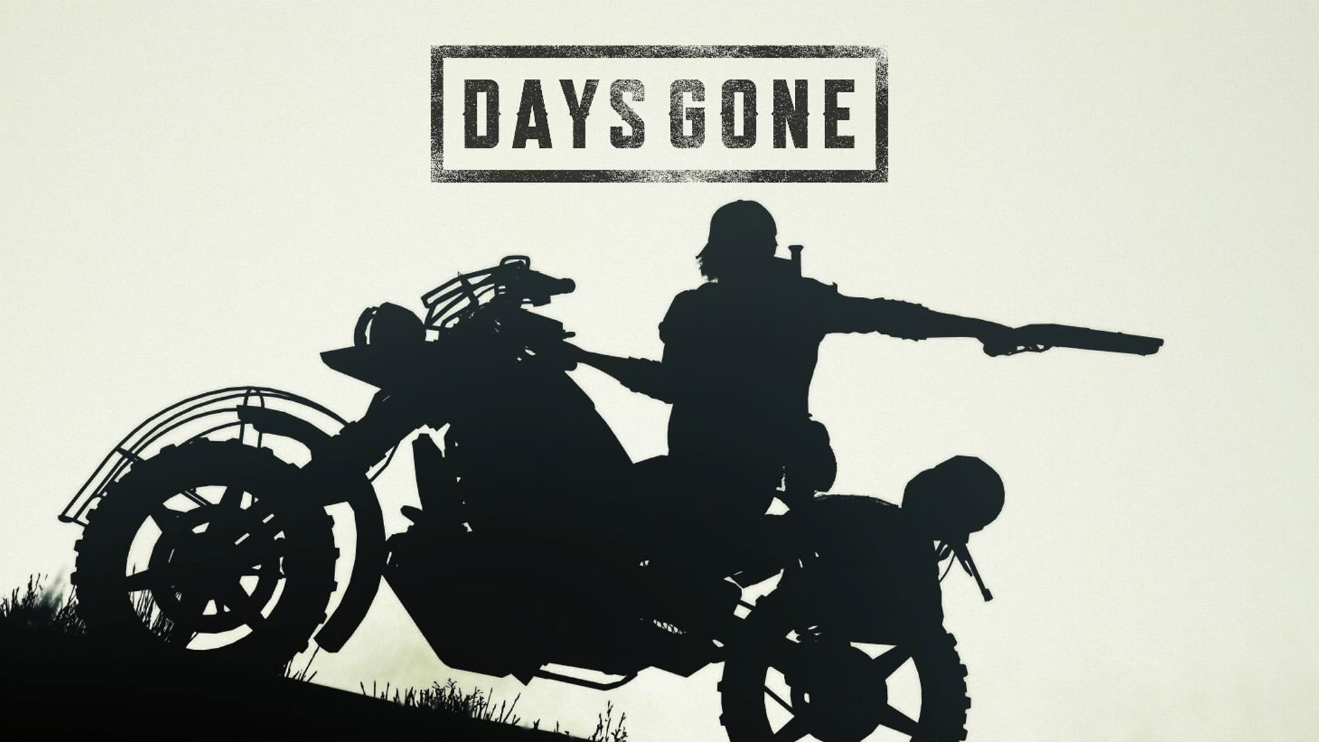 Free Days Gone Wallpaper in 1920x1080