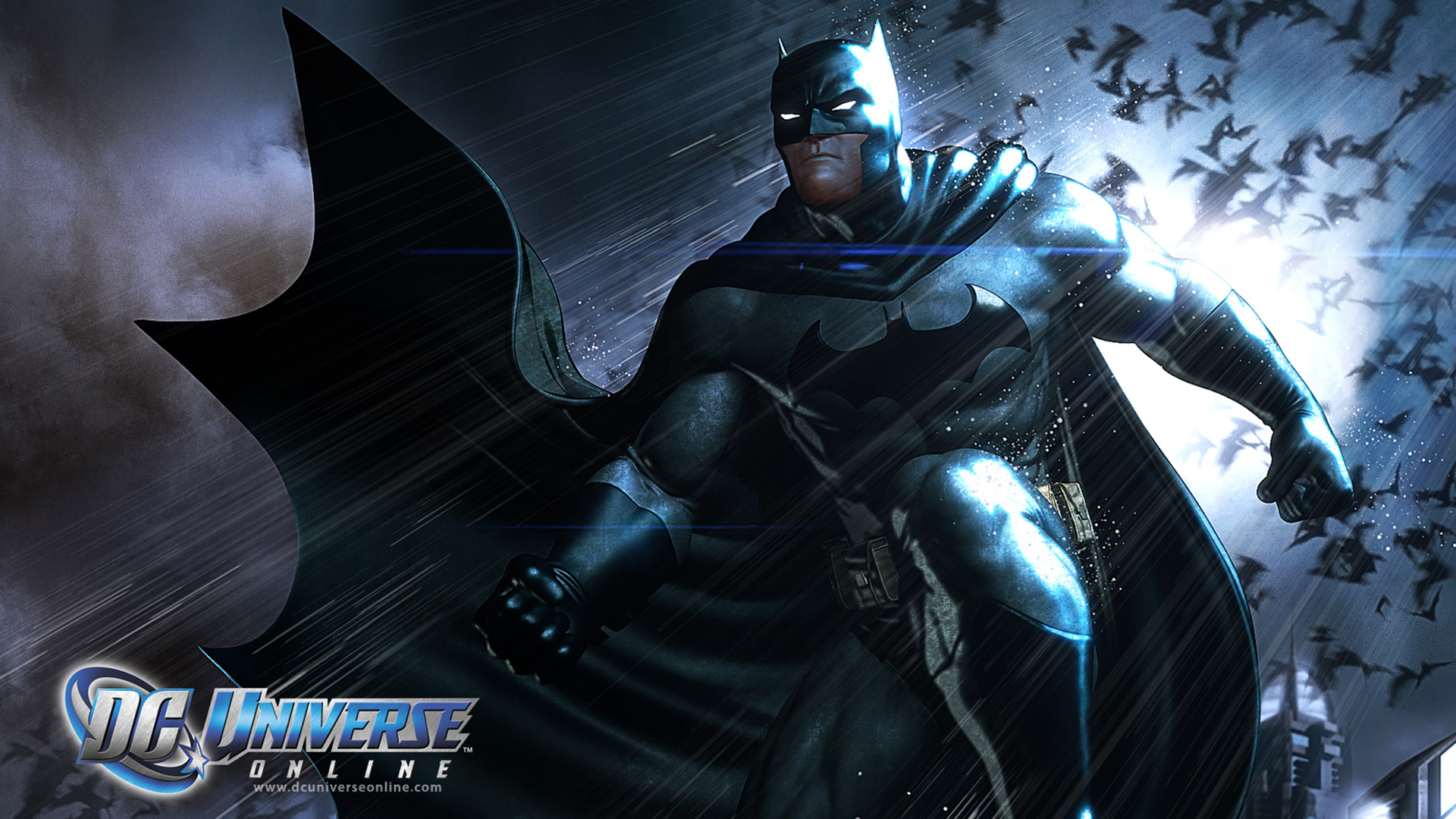 Free Dc Universe Online Wallpaper In 1920x1080