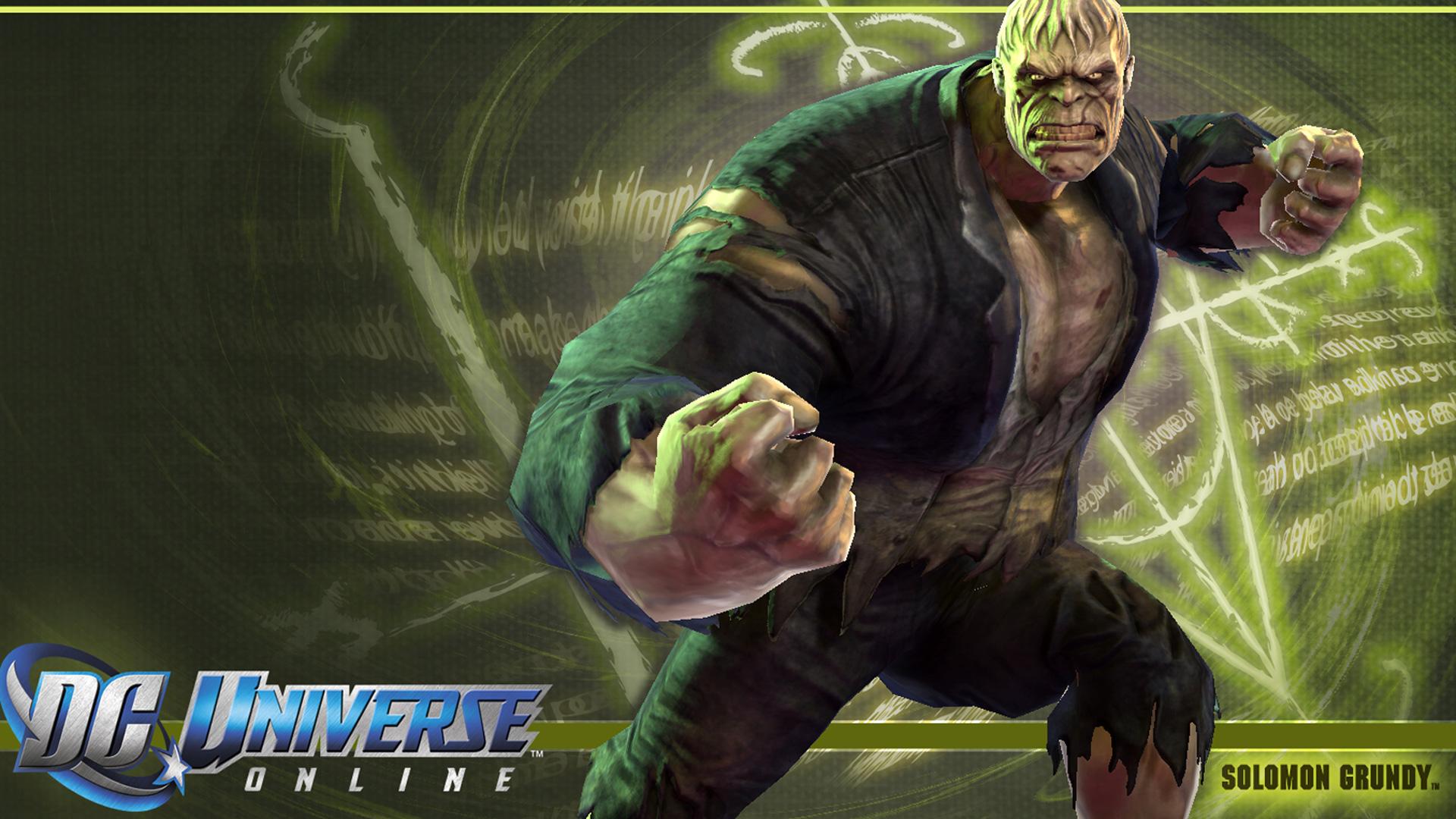 Free DC Universe Online Wallpaper in 1920x1080