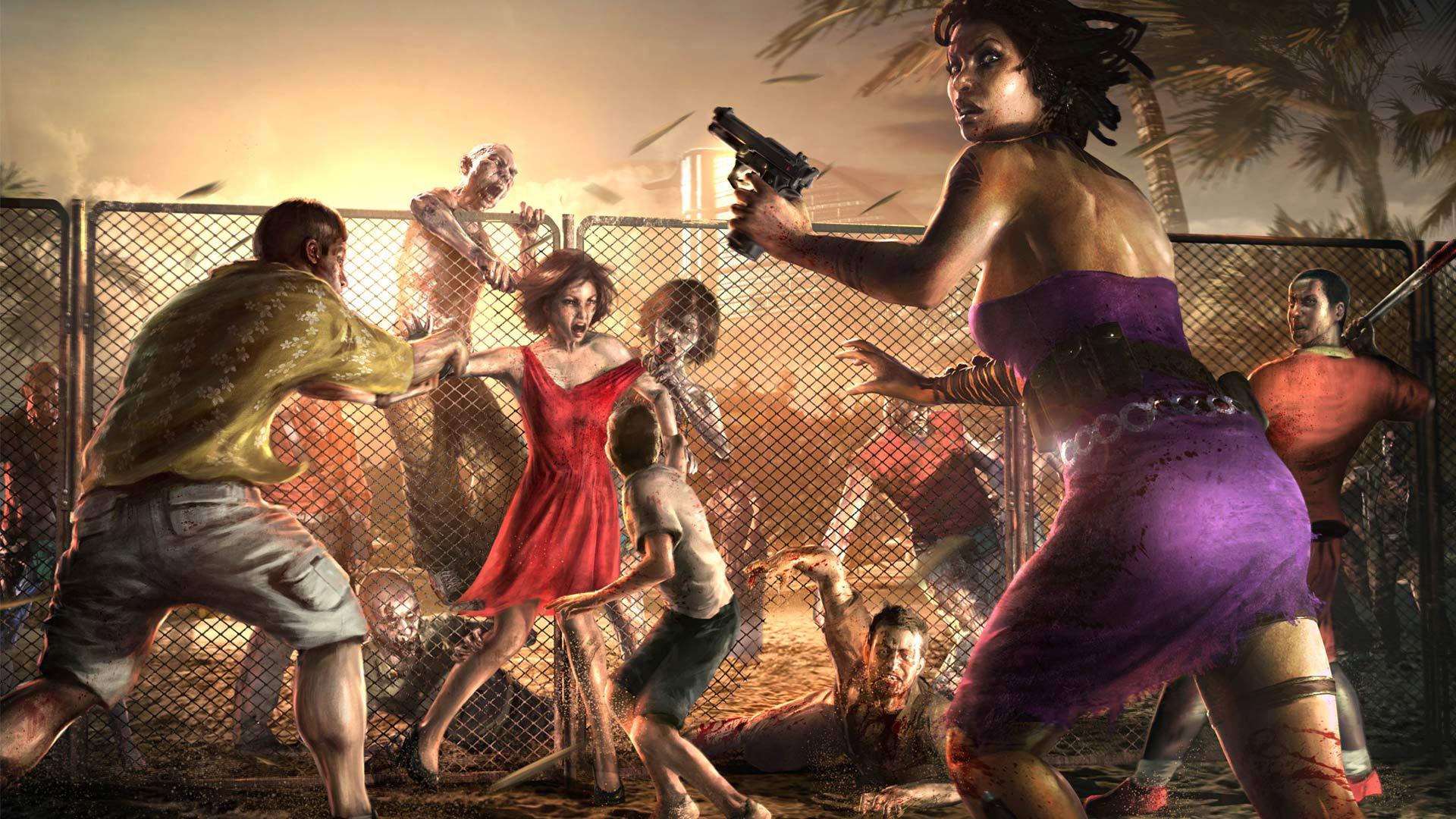 Free Dead Island Wallpaper in 1920x1080
