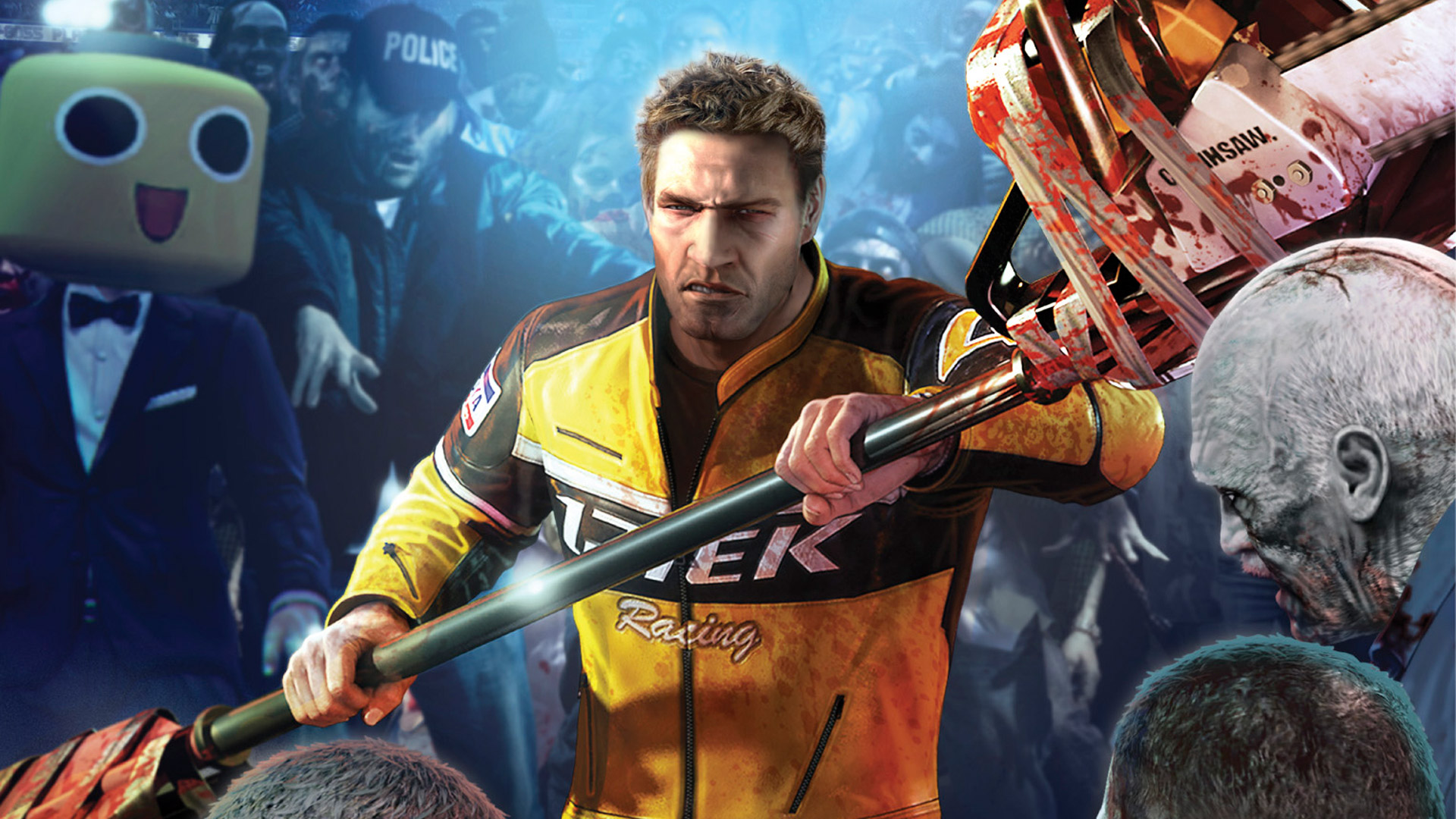 Free Dead Rising 2 Wallpaper in 1920x1080
