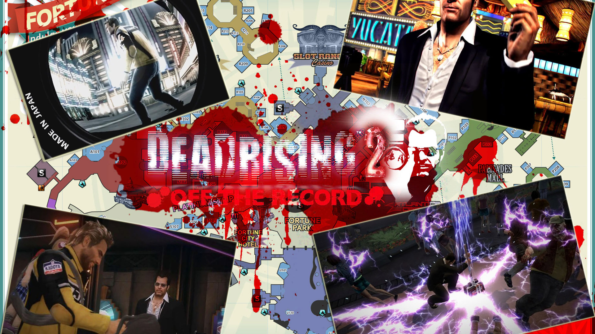 Free Dead Rising 2: Off The Record Wallpaper in 1920x1080