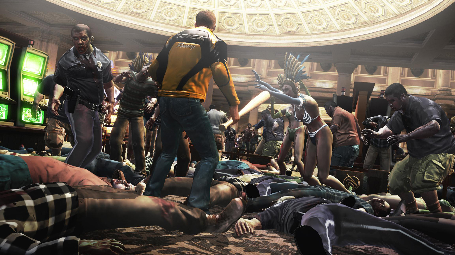 Dead Rising 2 Wallpaper in 1920x1080