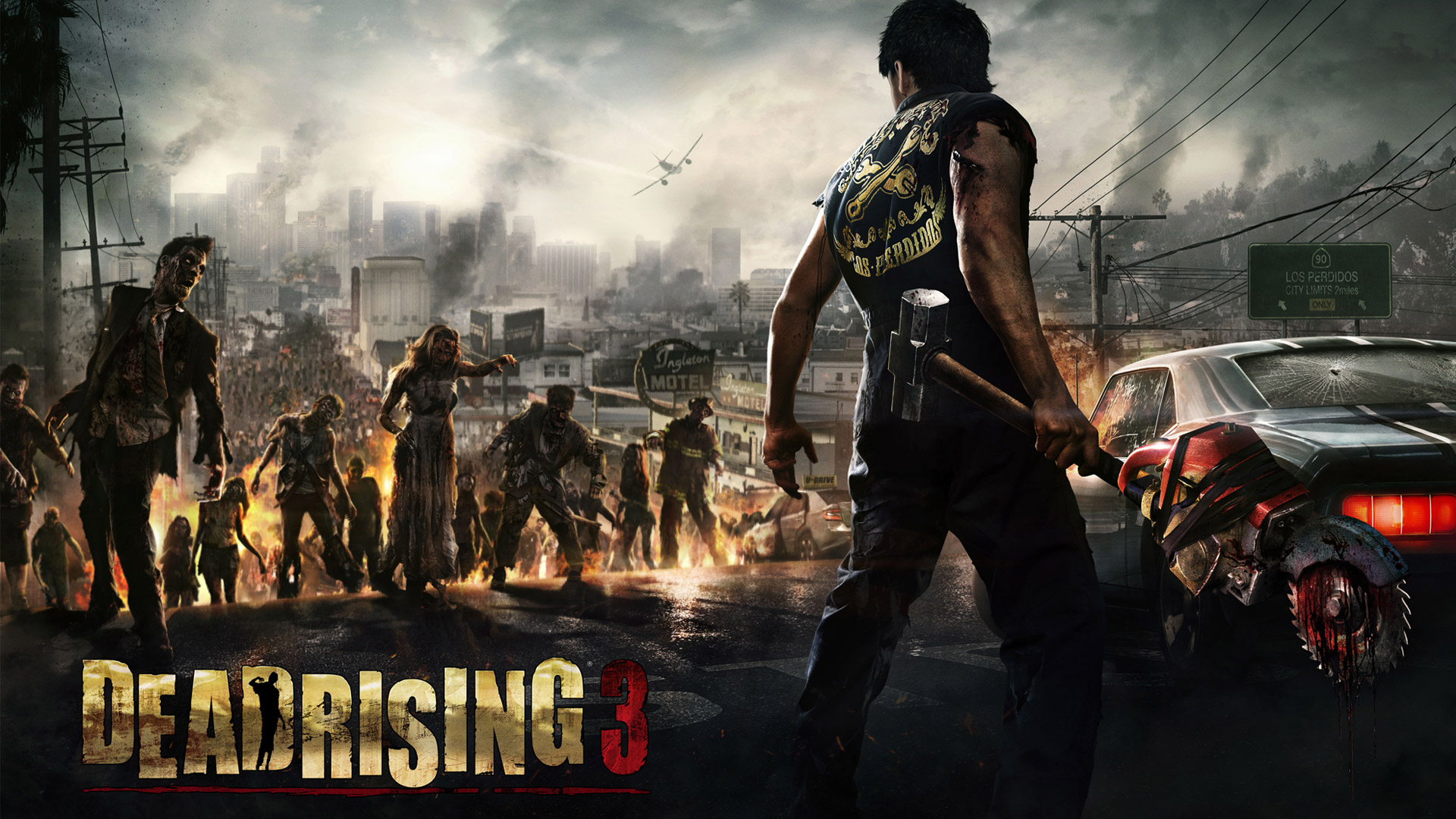 Dead Rising 3 Wallpaper in 1920x1080