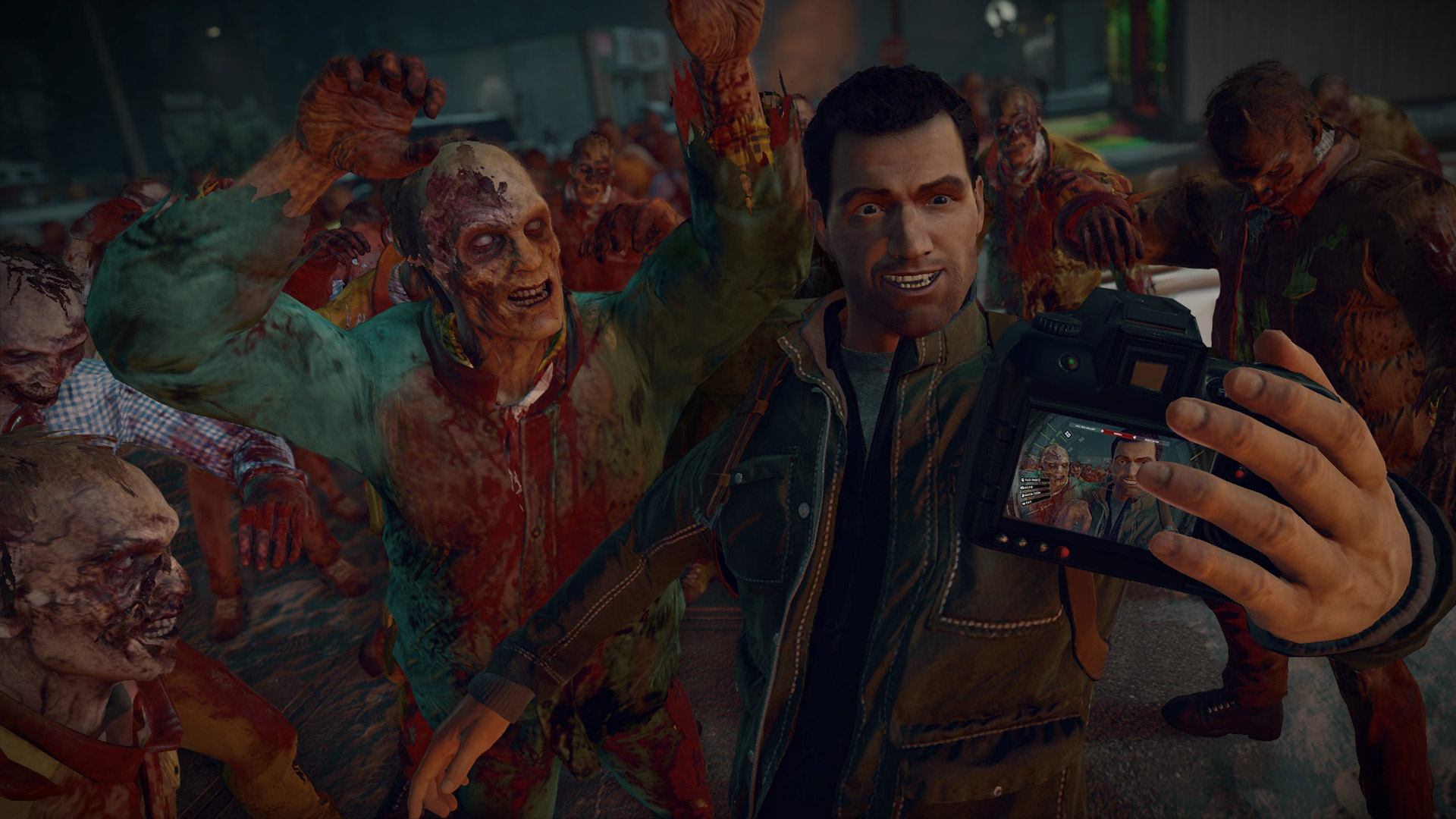 Free Dead Rising 4 Wallpaper in 1920x1080