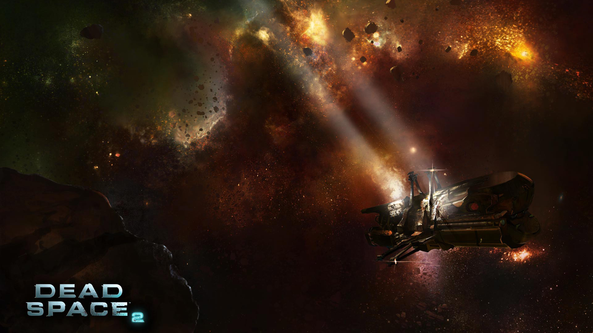 Free Dead Space 2 Wallpaper in 1920x1080