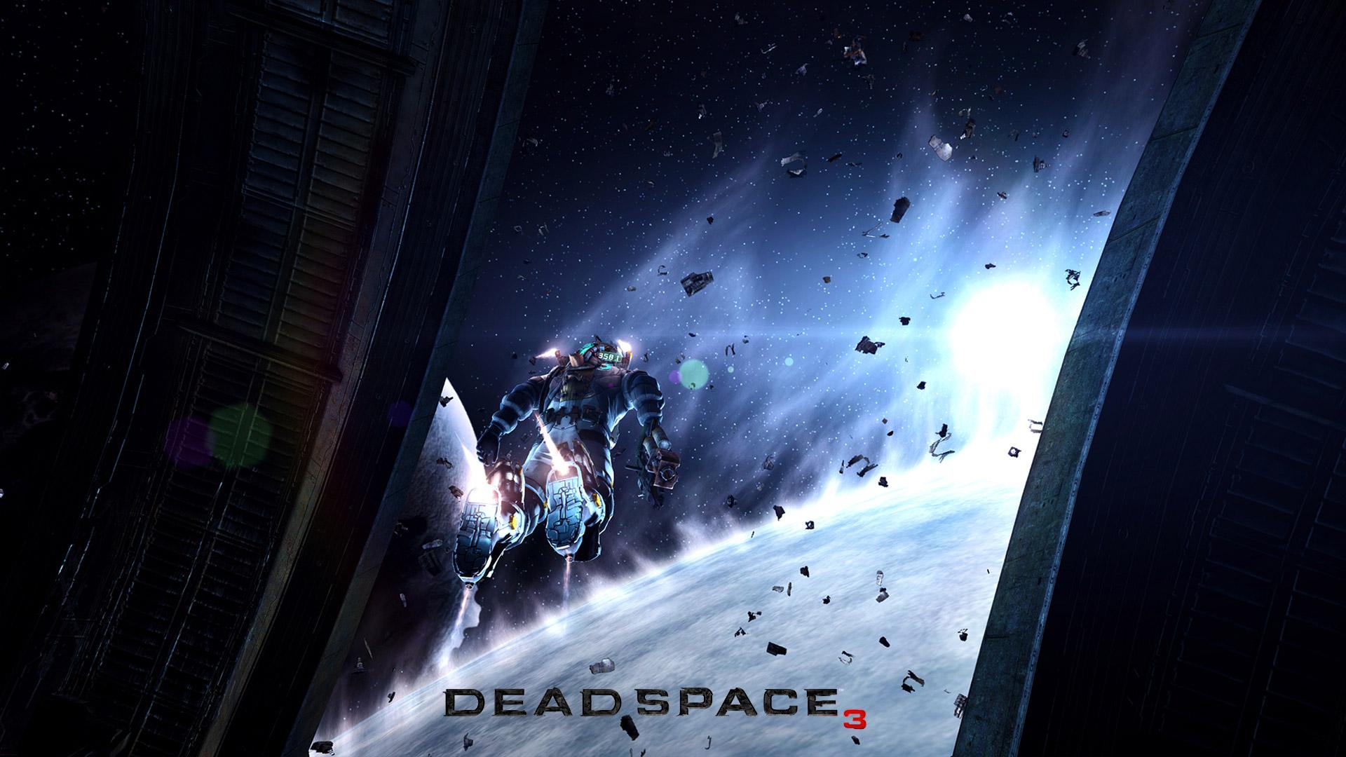 Dead Space 3 Wallpaper in 1920x1080