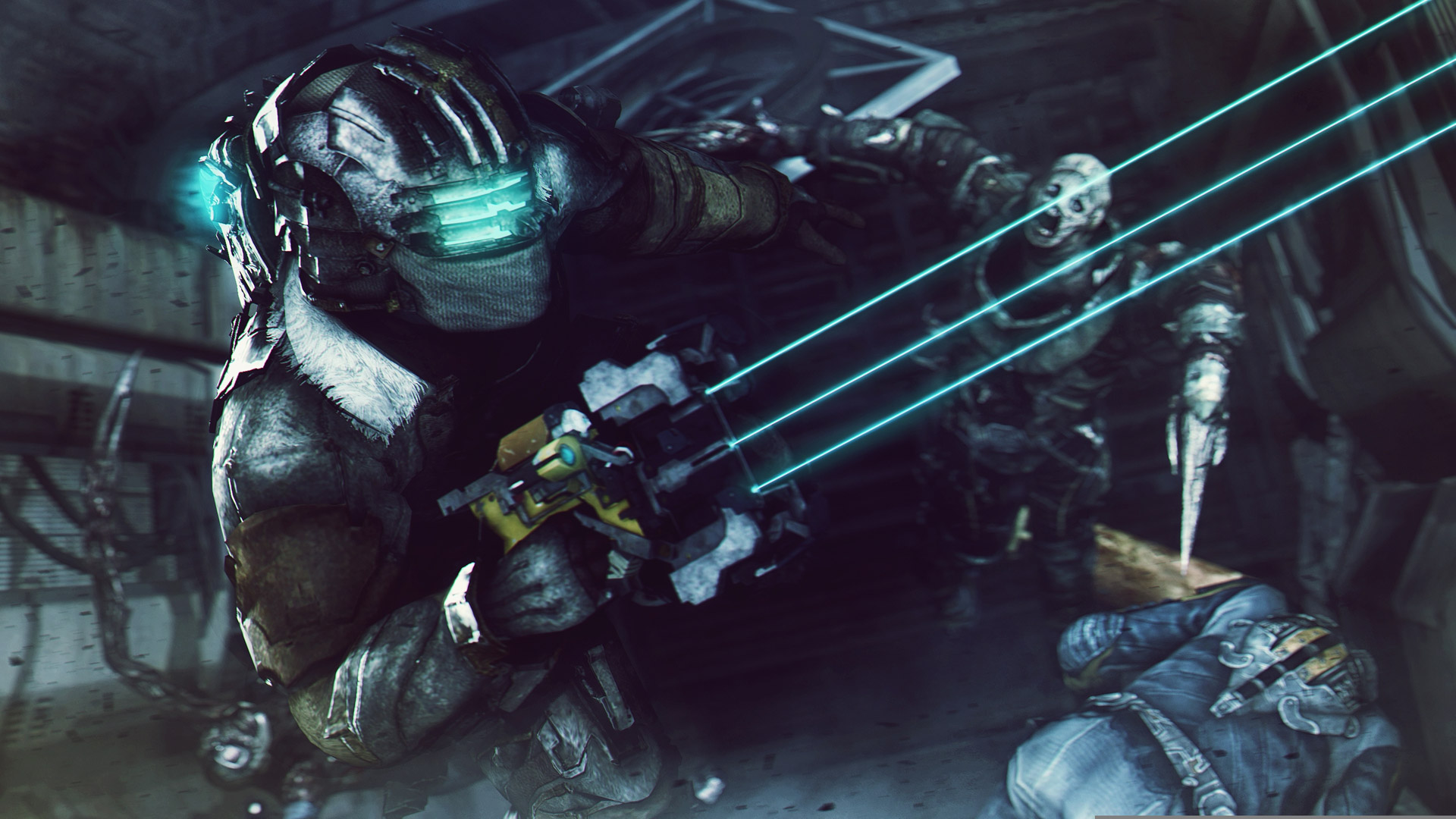 Dead Space 3 Wallpaper in 1920x1080
