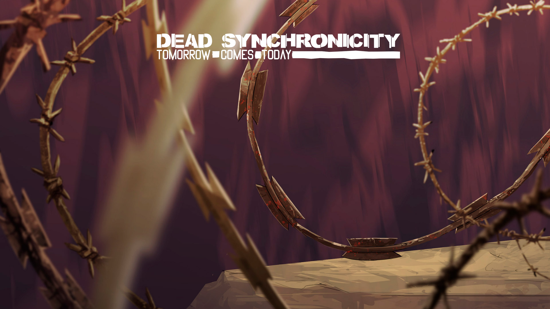 Free Dead Synchronicity: Tomorrow Comes Today Wallpaper in 1920x1080