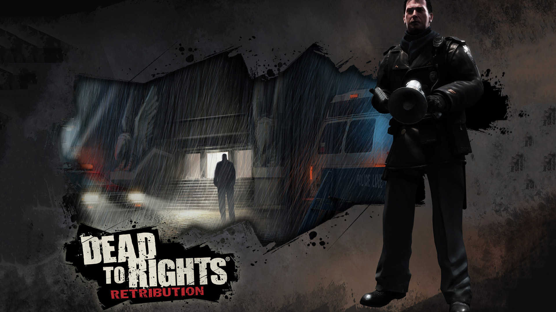 Dead to Rights: Retribution Wallpaper in 1920x1080