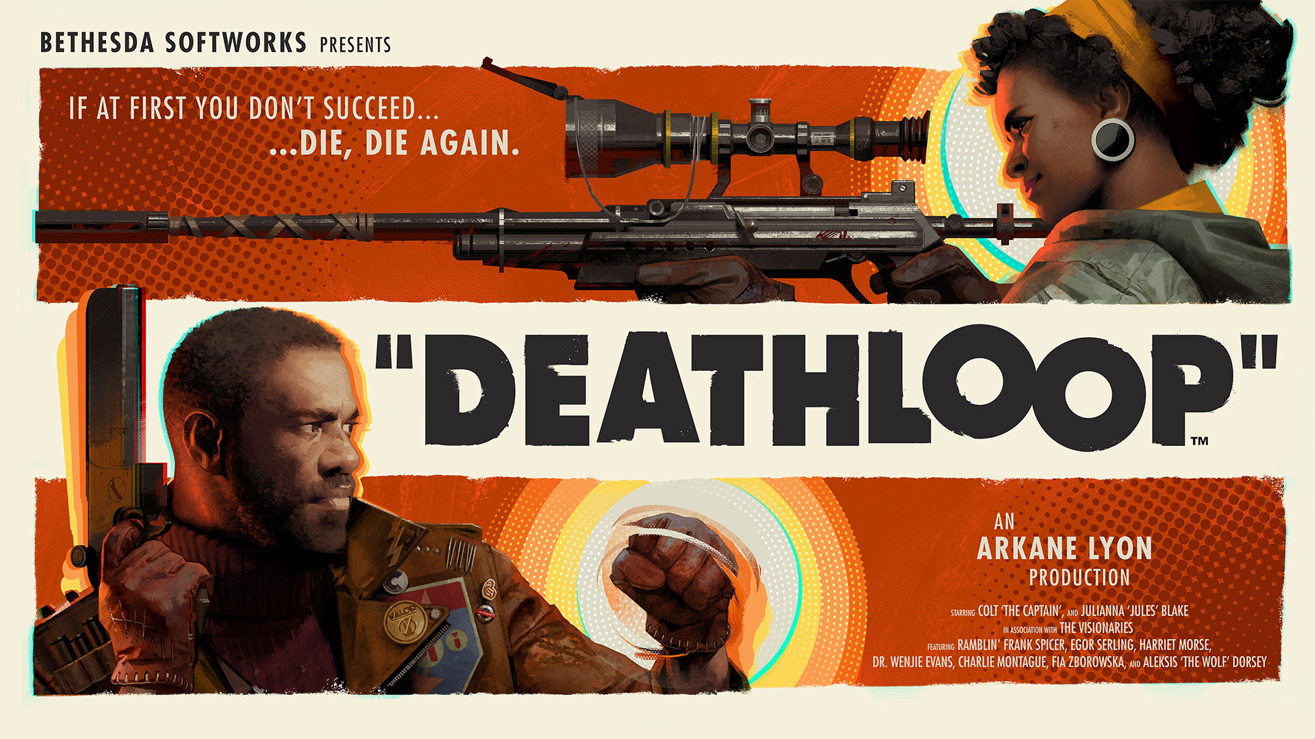 Deathloop Wallpaper in 1920x1080
