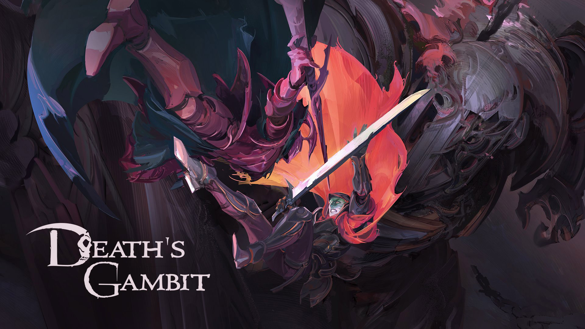Death's Gambit Wallpaper in 1920x1080