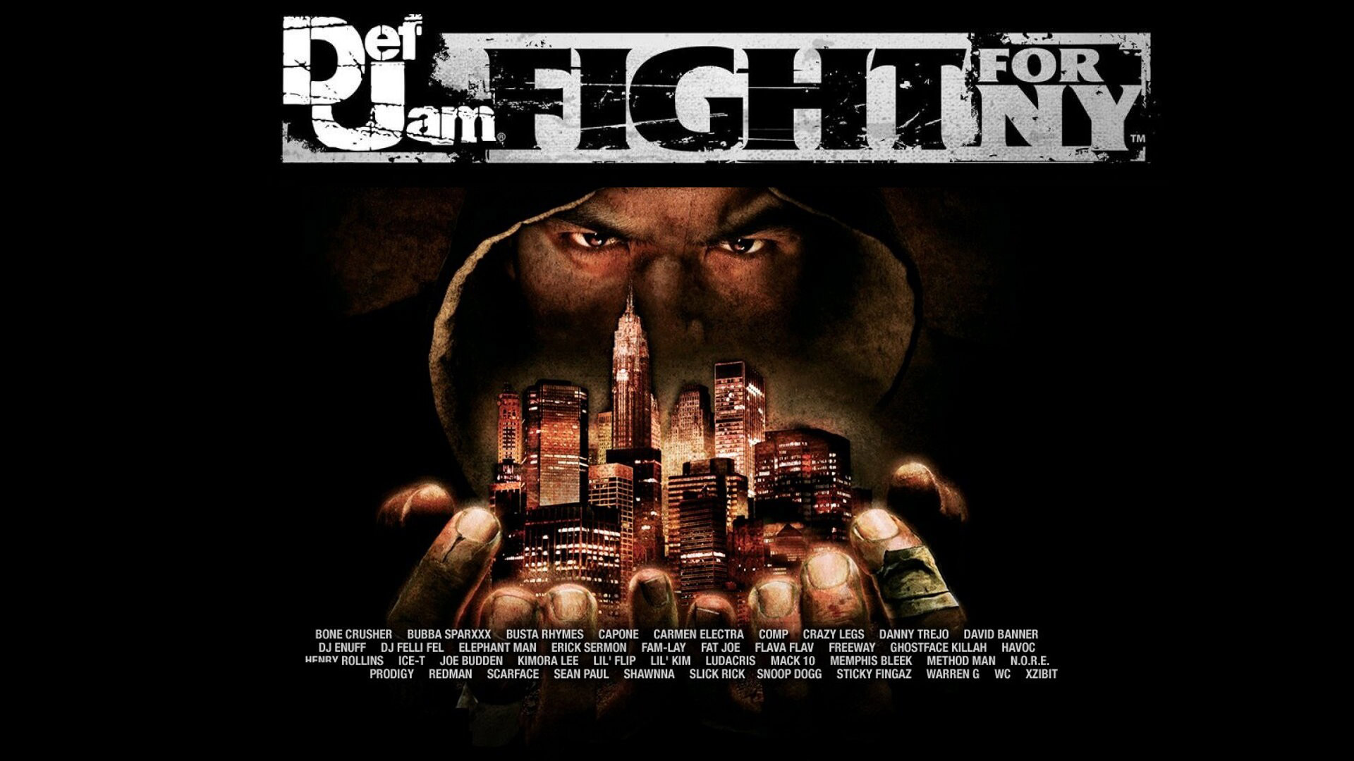 Def Jam: Fight for NY Wallpaper in 1920x1080