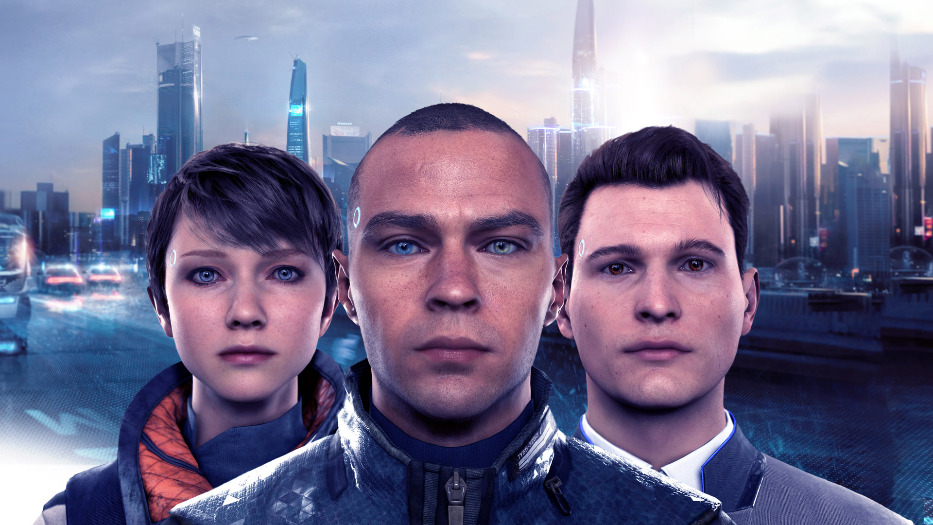 Free Detroit Become Human Wallpaper In 1920x1080