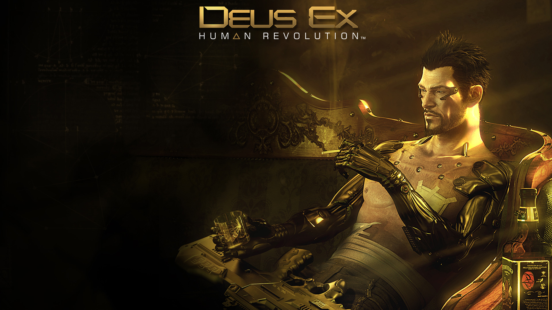 Free Deus Ex: Human Revolution Wallpaper in 1920x1080