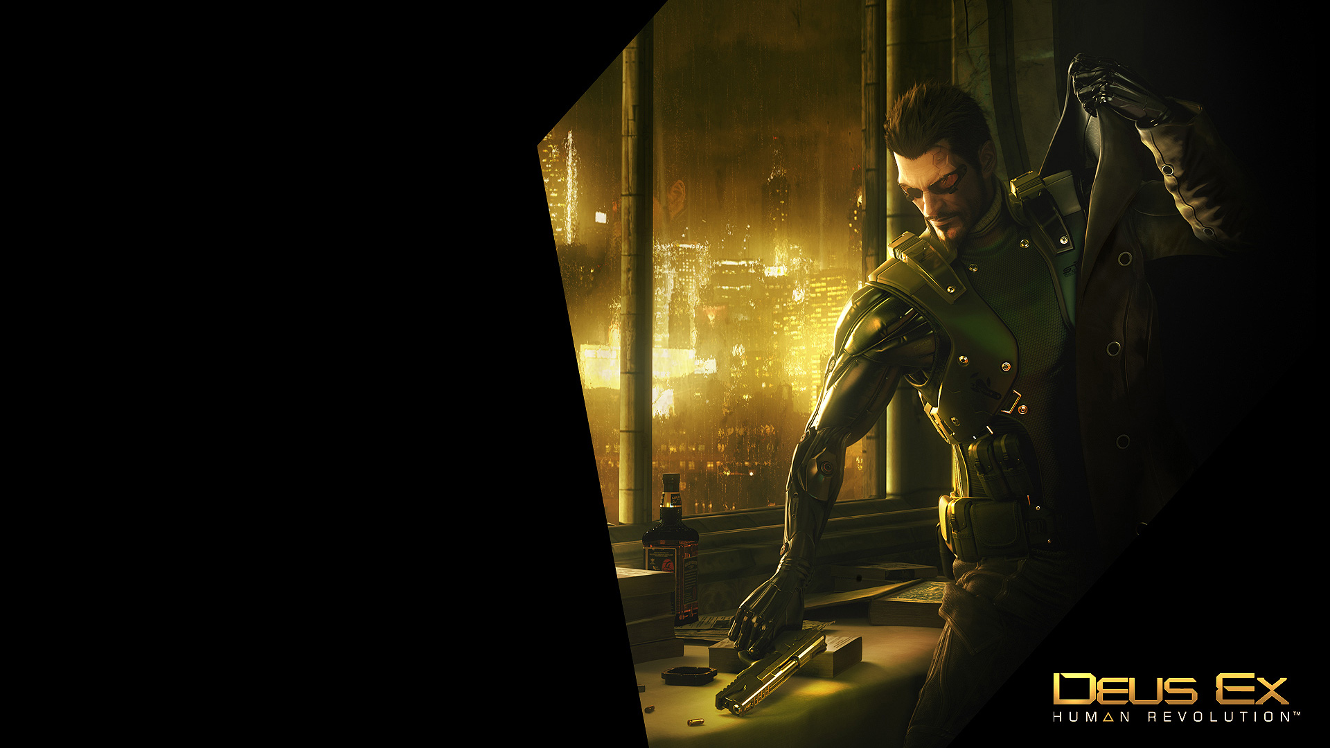 Deus Ex: Human Revolution Wallpaper in 1920x1080