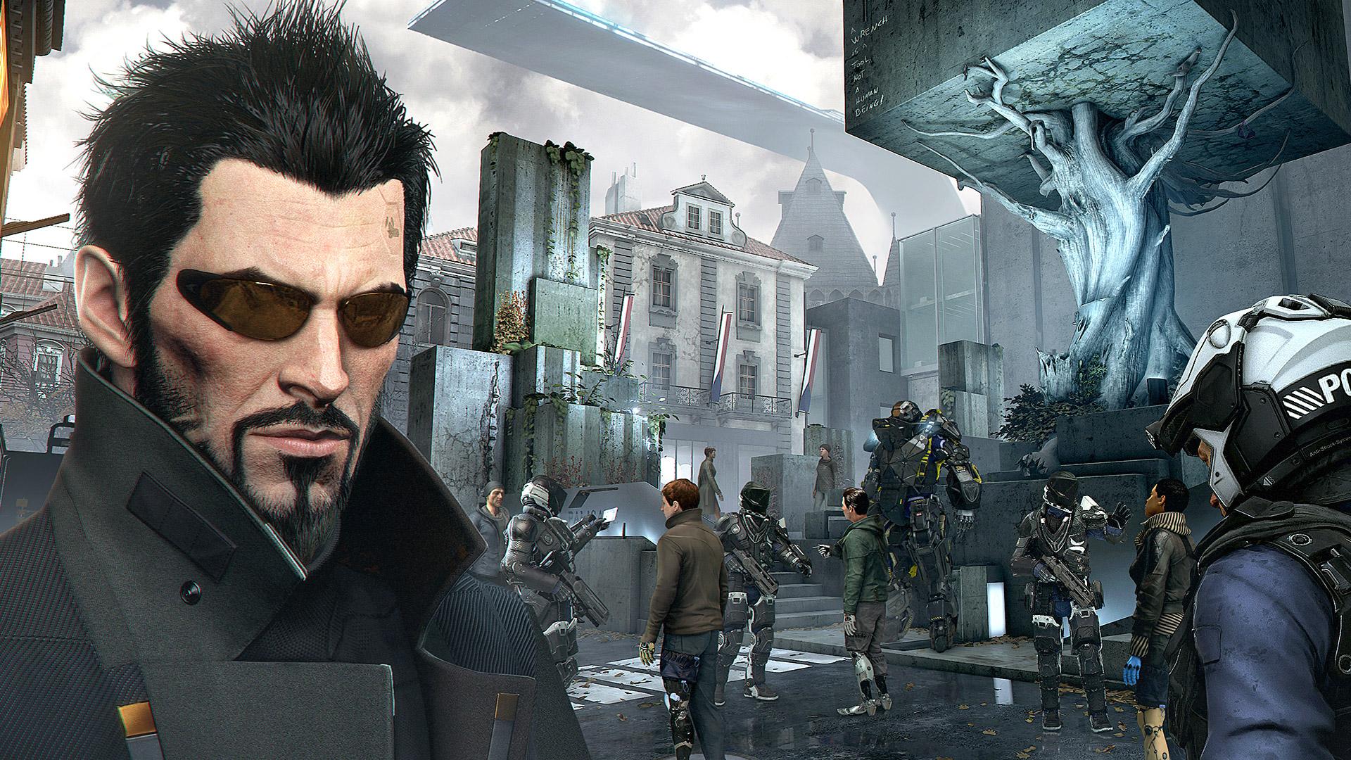 Deus Ex: Mankind Divided Wallpaper in 1920x1080