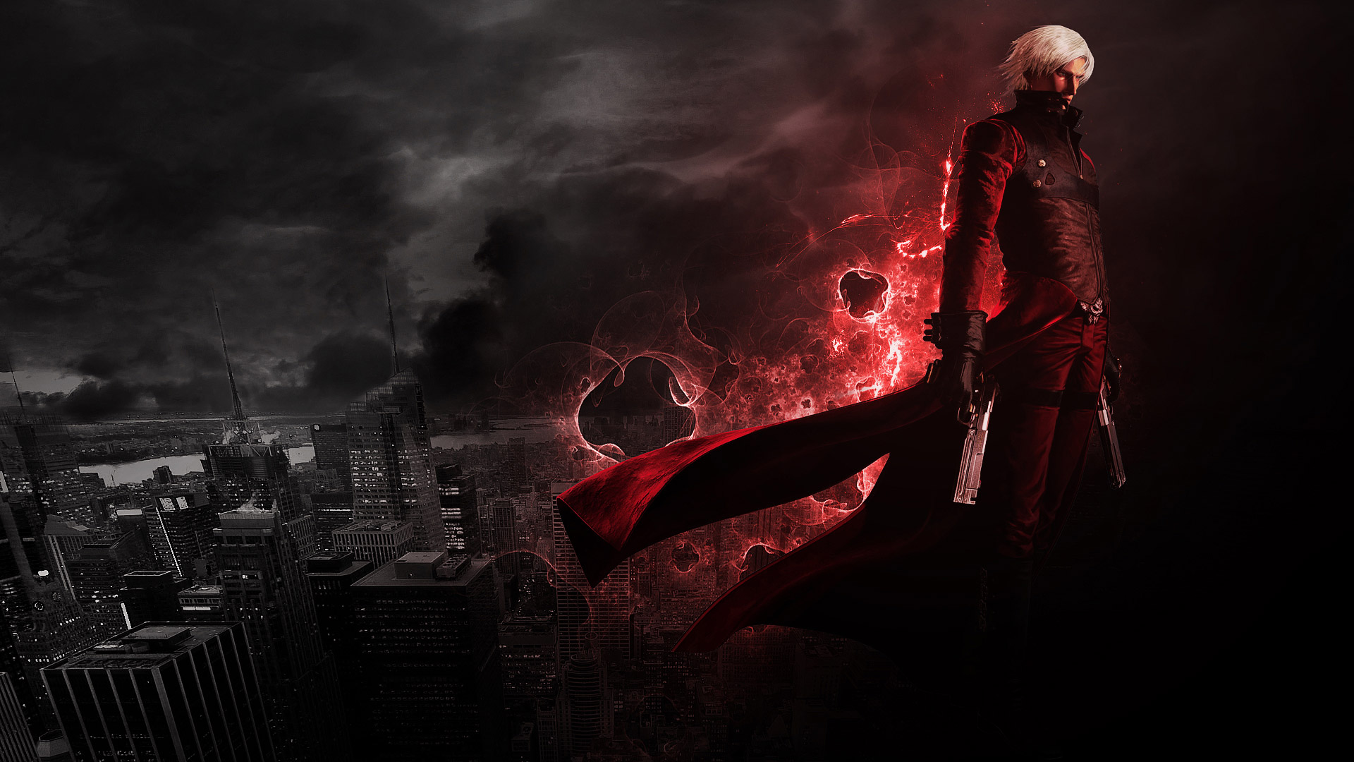 Devil May Cry 3 Wallpaper in 1920x1080