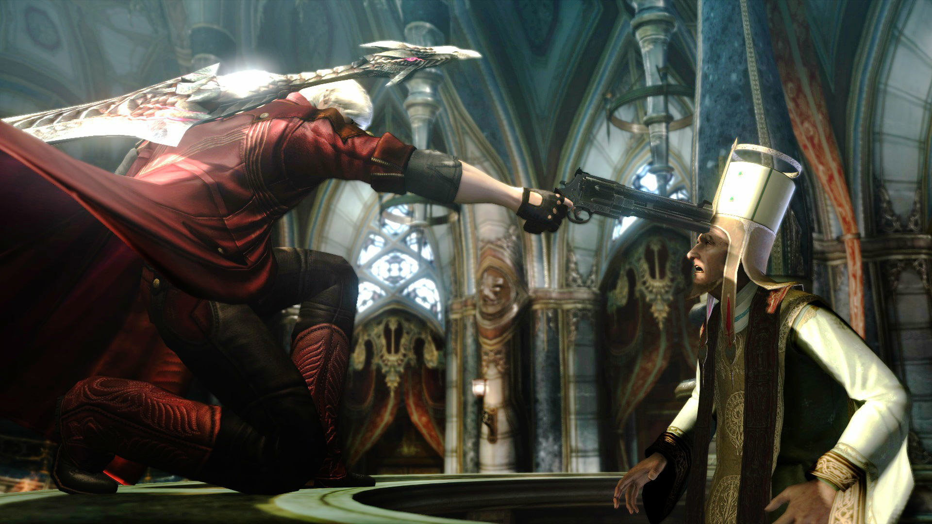 Free Devil May Cry 4 Wallpaper in 1920x1080