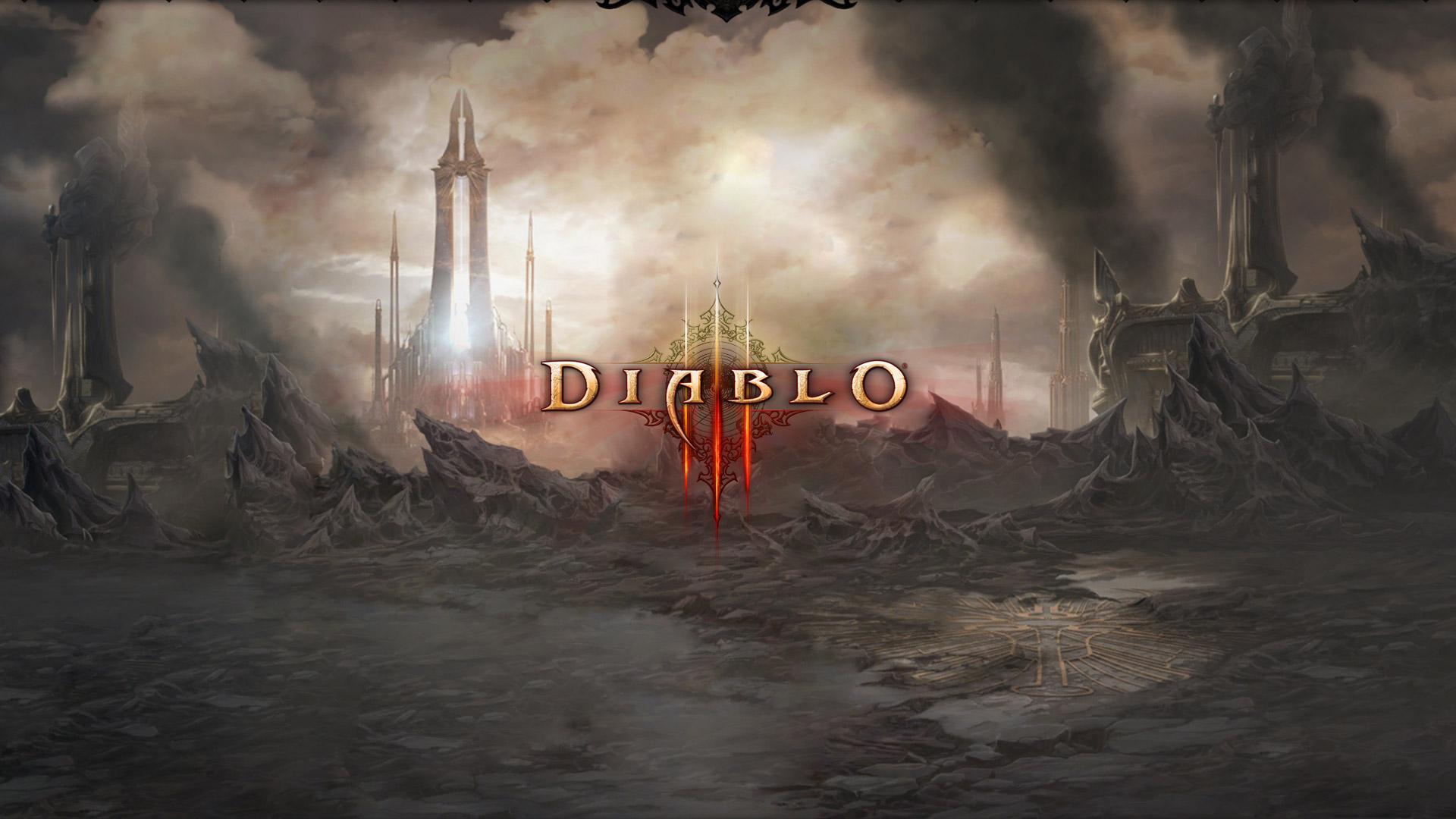 Diablo III Wallpaper in 1920x1080