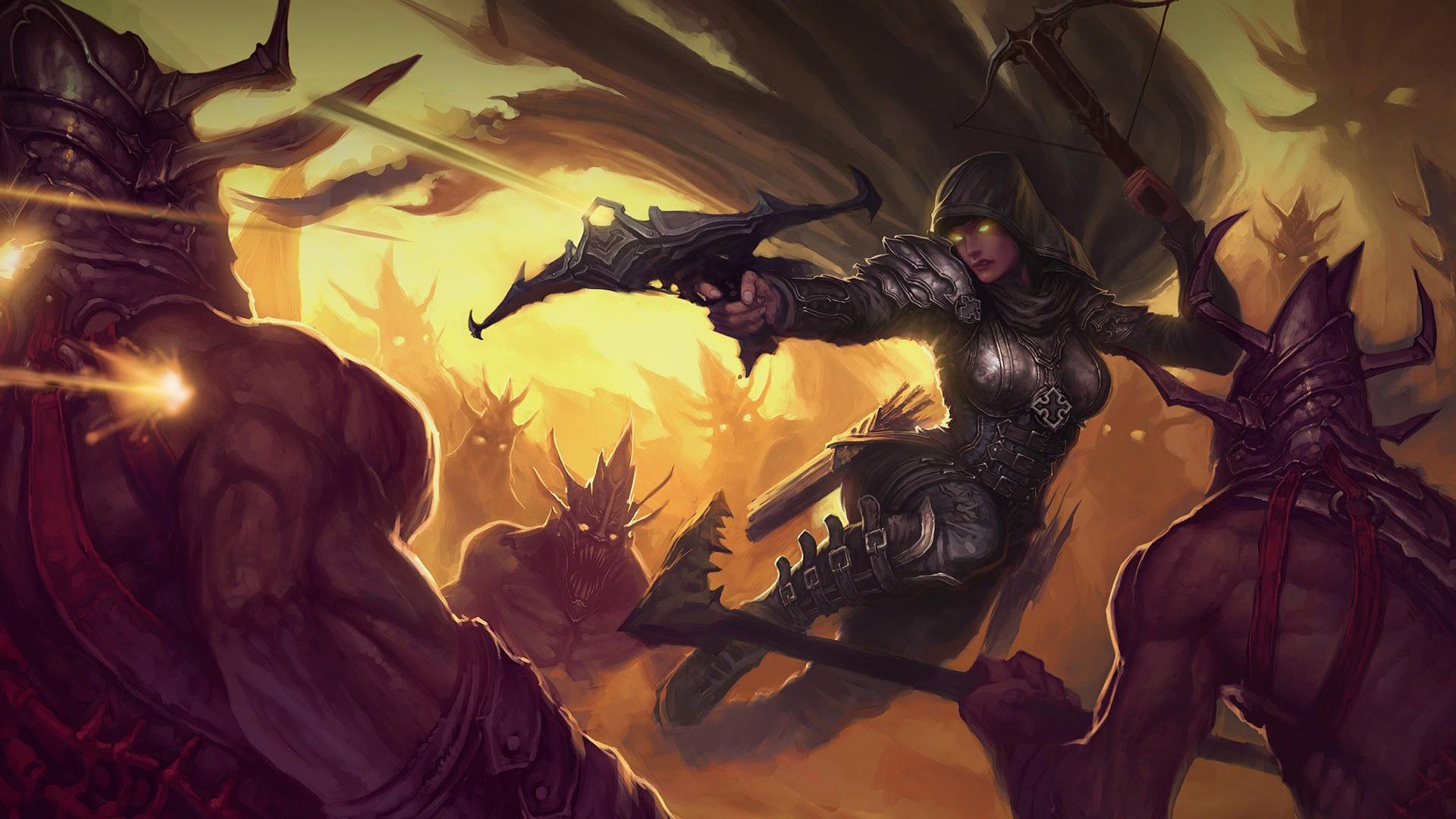 Free Diablo III Wallpaper in 1920x1080
