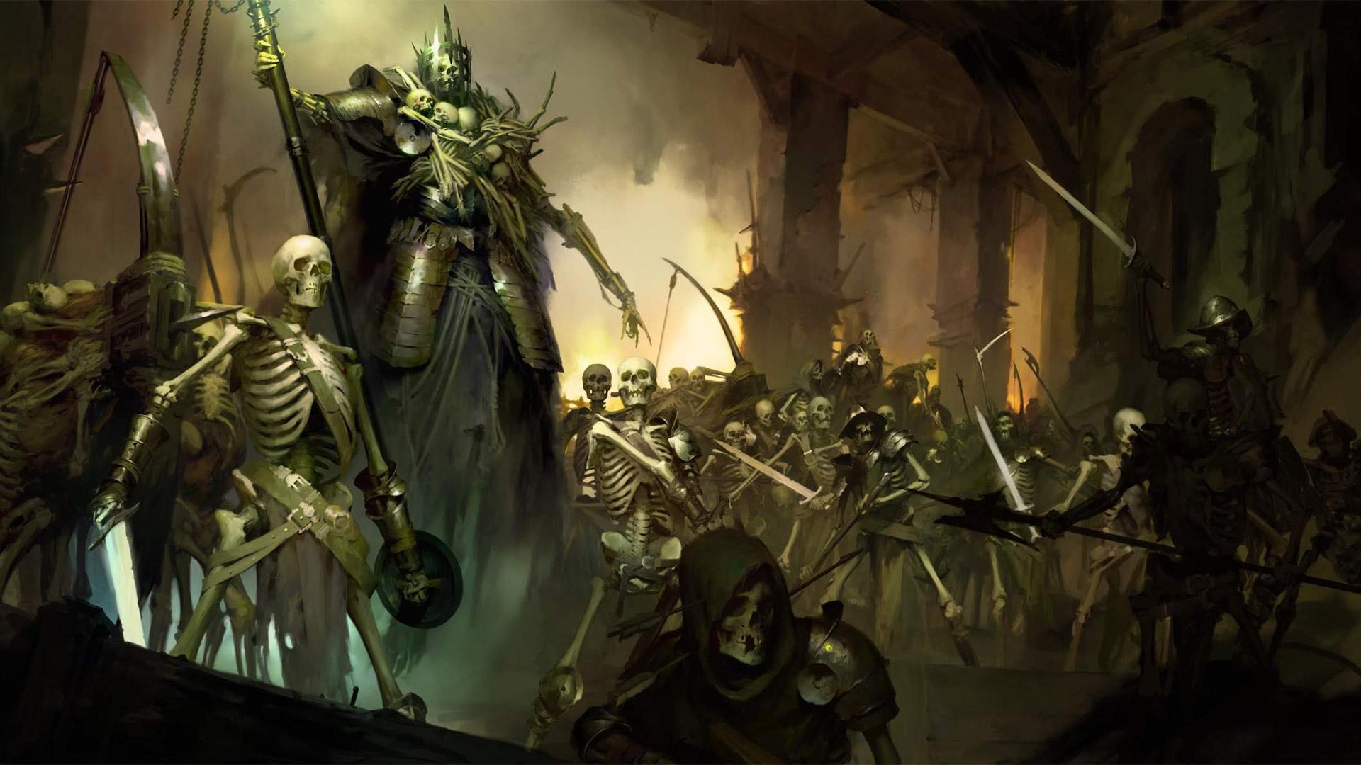 Diablo IV Wallpaper in 1920x1080