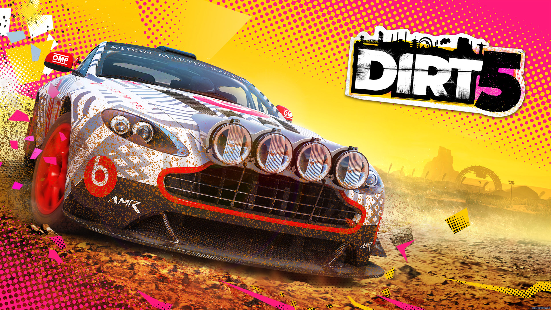 Dirt 5 Wallpaper in 1920x1080