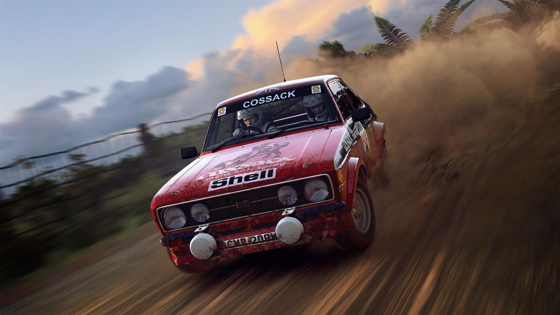 Dirt Rally 2.0 Wallpaper in 1920x1080