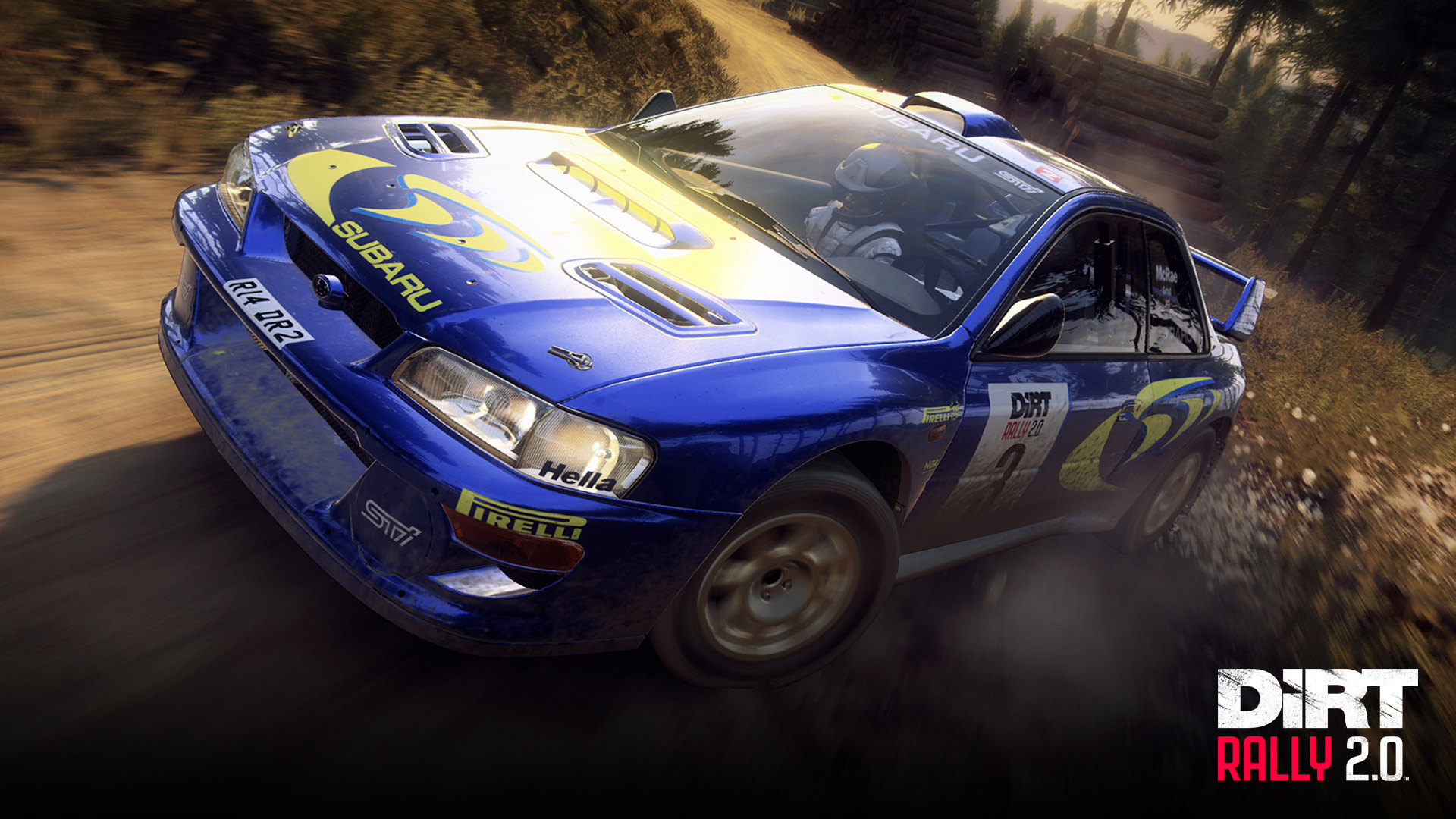 Free Dirt Rally 2.0 Wallpaper in 1920x1080
