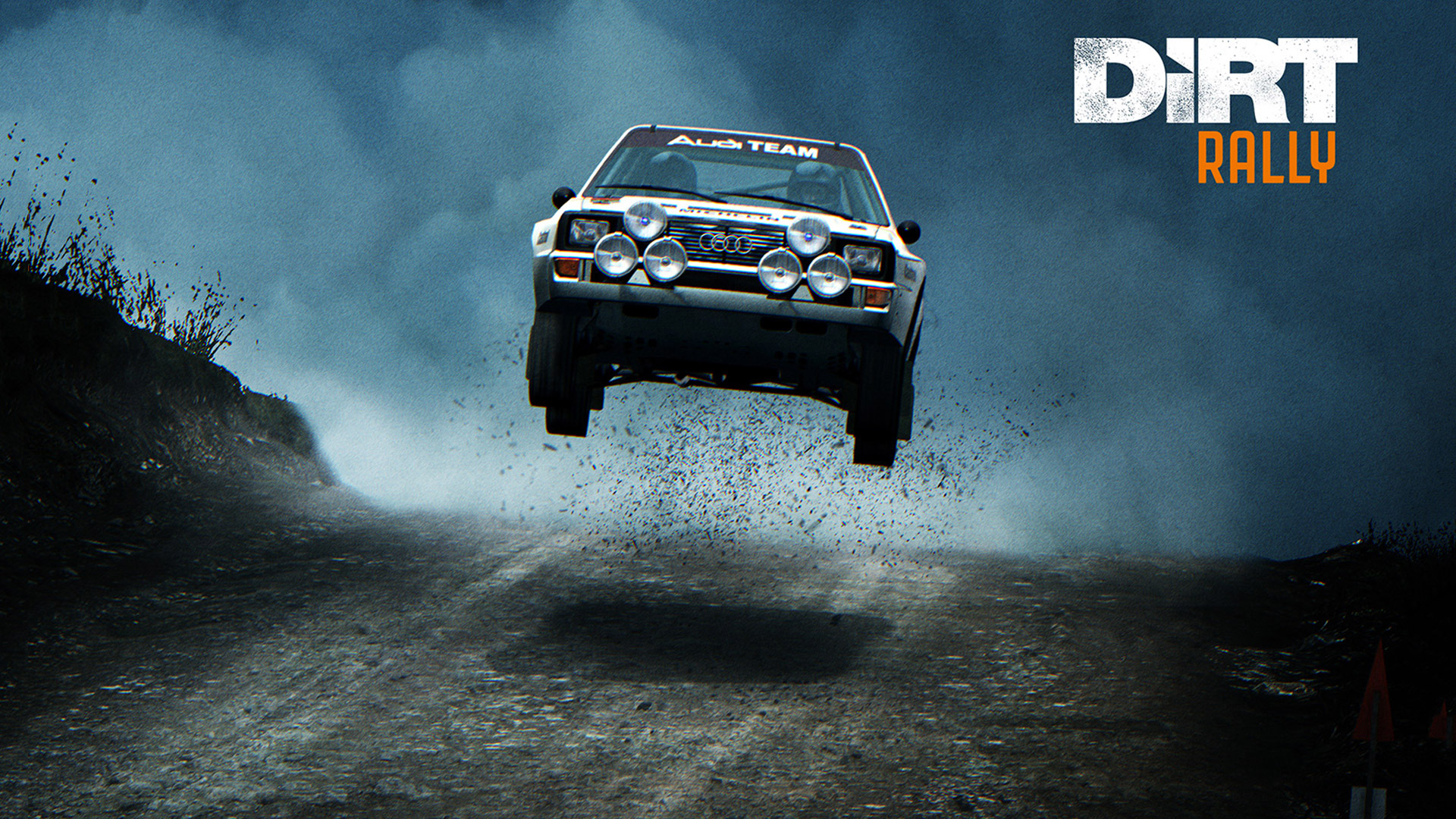 DiRT Rally Wallpaper in 1920x1080