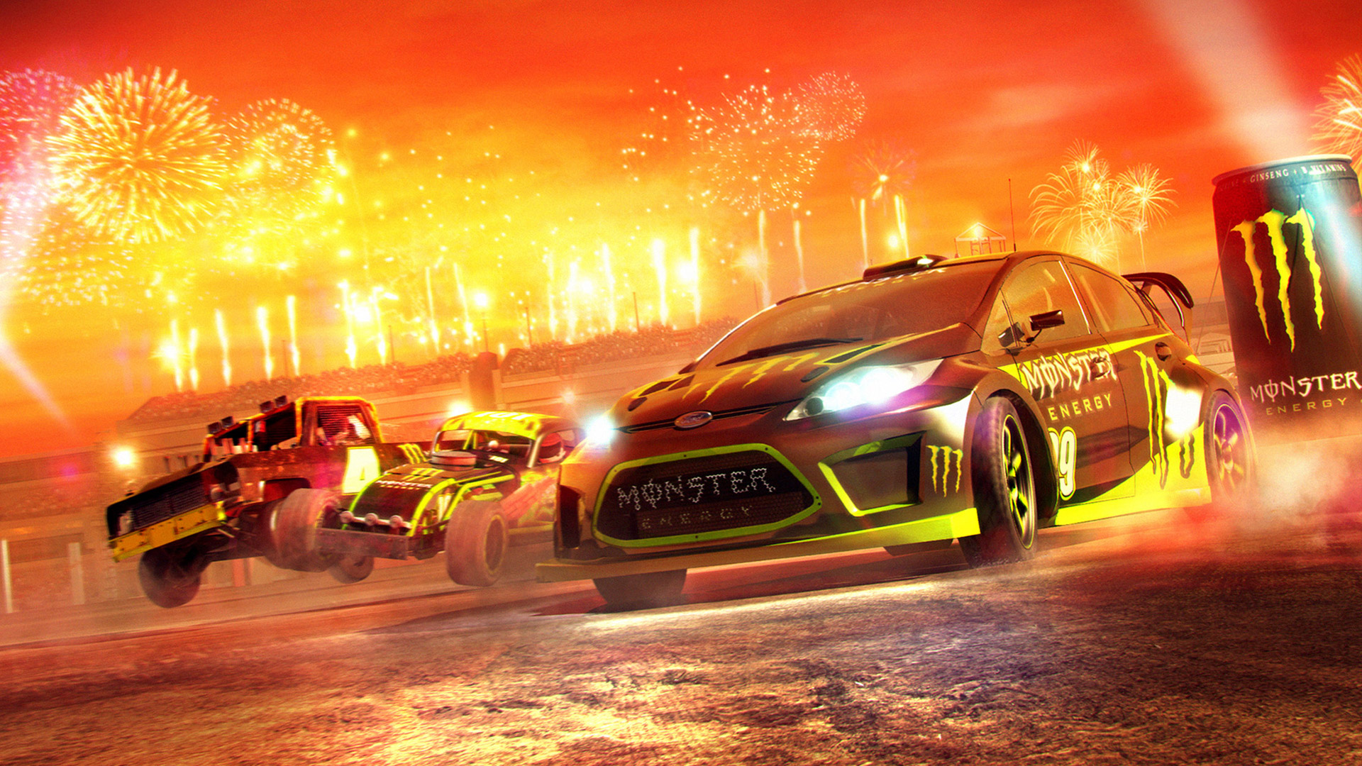 Dirt: Showdown Wallpaper in 1920x1080