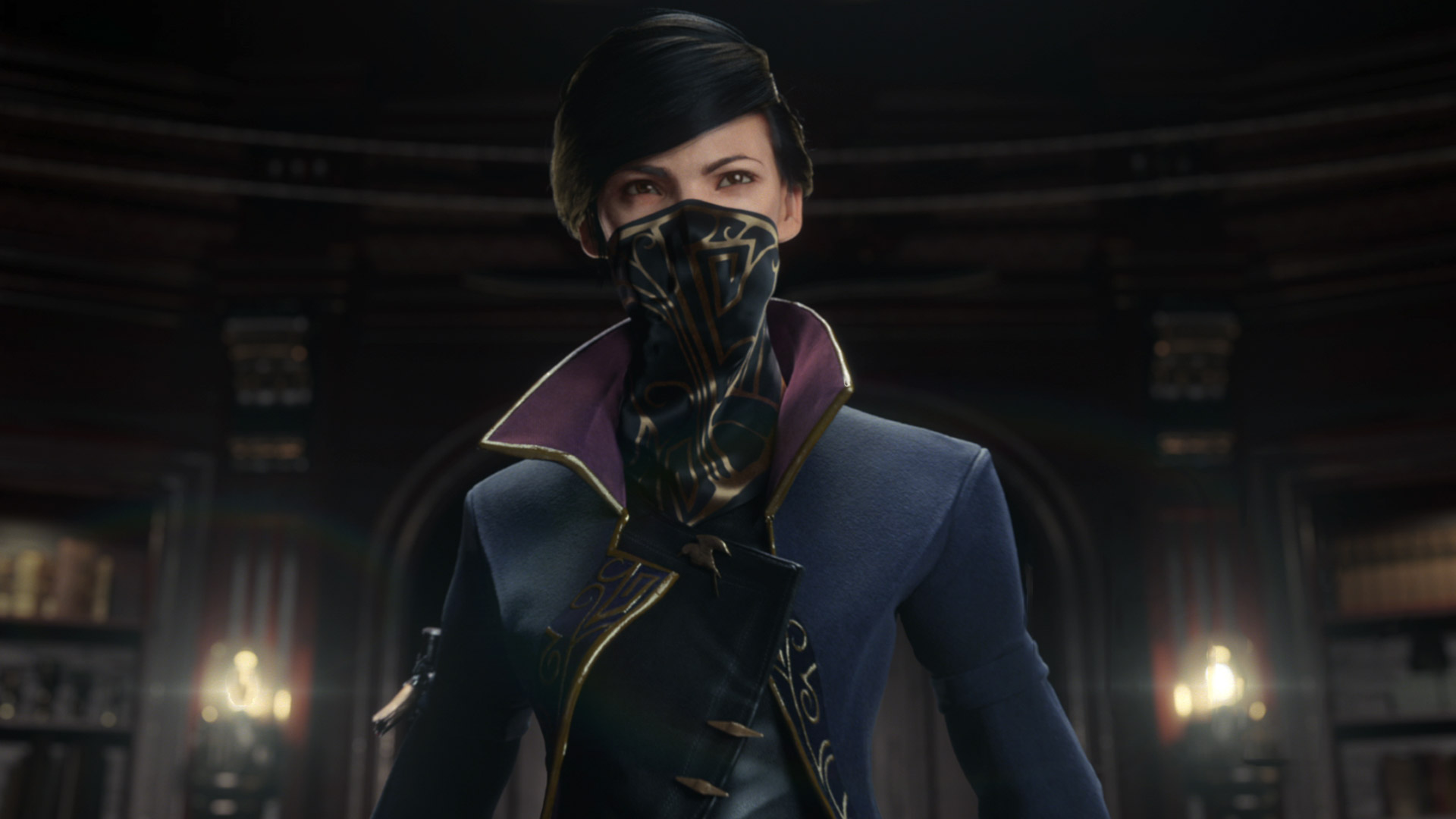 Free Dishonored 2 Wallpaper in 1920x1080