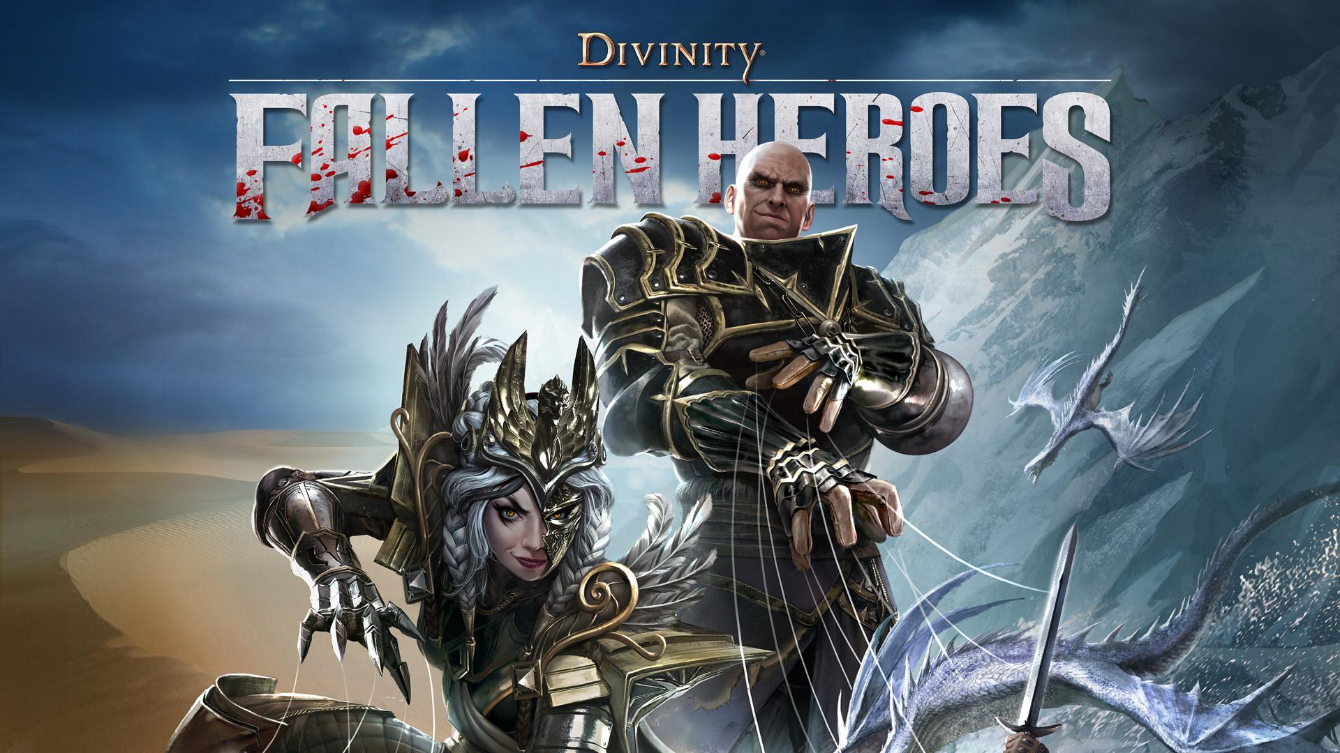 Free Divinity: Fallen Heroes Wallpaper in 1920x1080